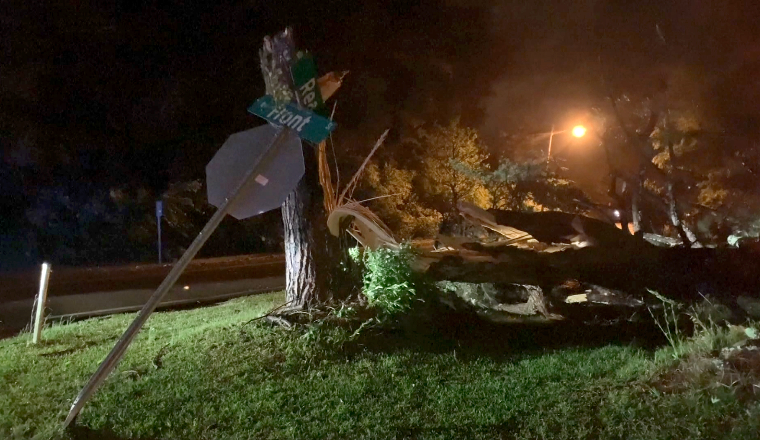 'Large and Extremely Dangerous' Tornado Hits Northeastern Mississippi