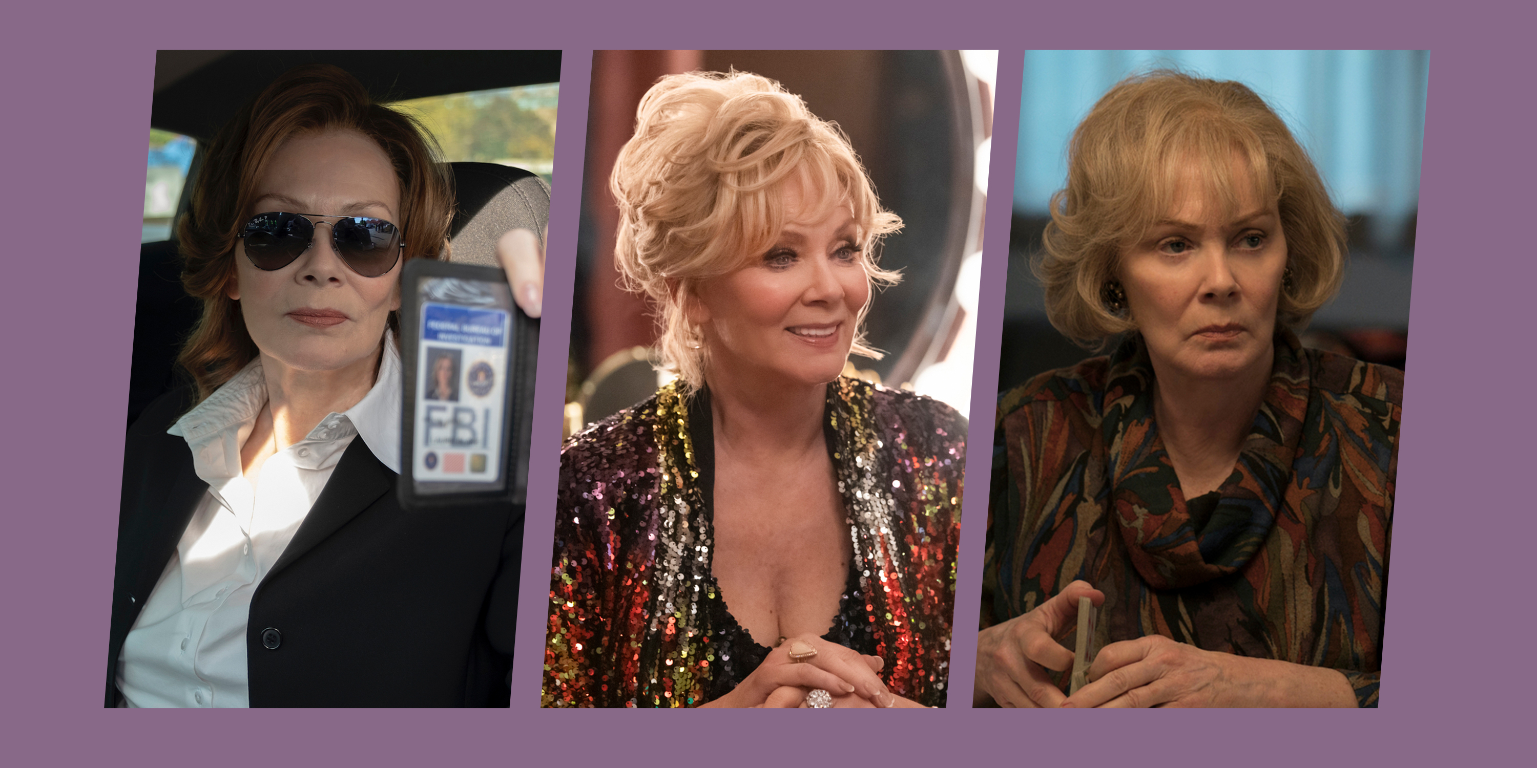 Jean Smart talks HBO's 'Mare of Easttown,' 'Hacks' - TODAY