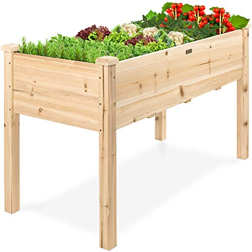 12 Best Raised Garden Beds In 2021, How To Build A Raised Herb Garden Planter