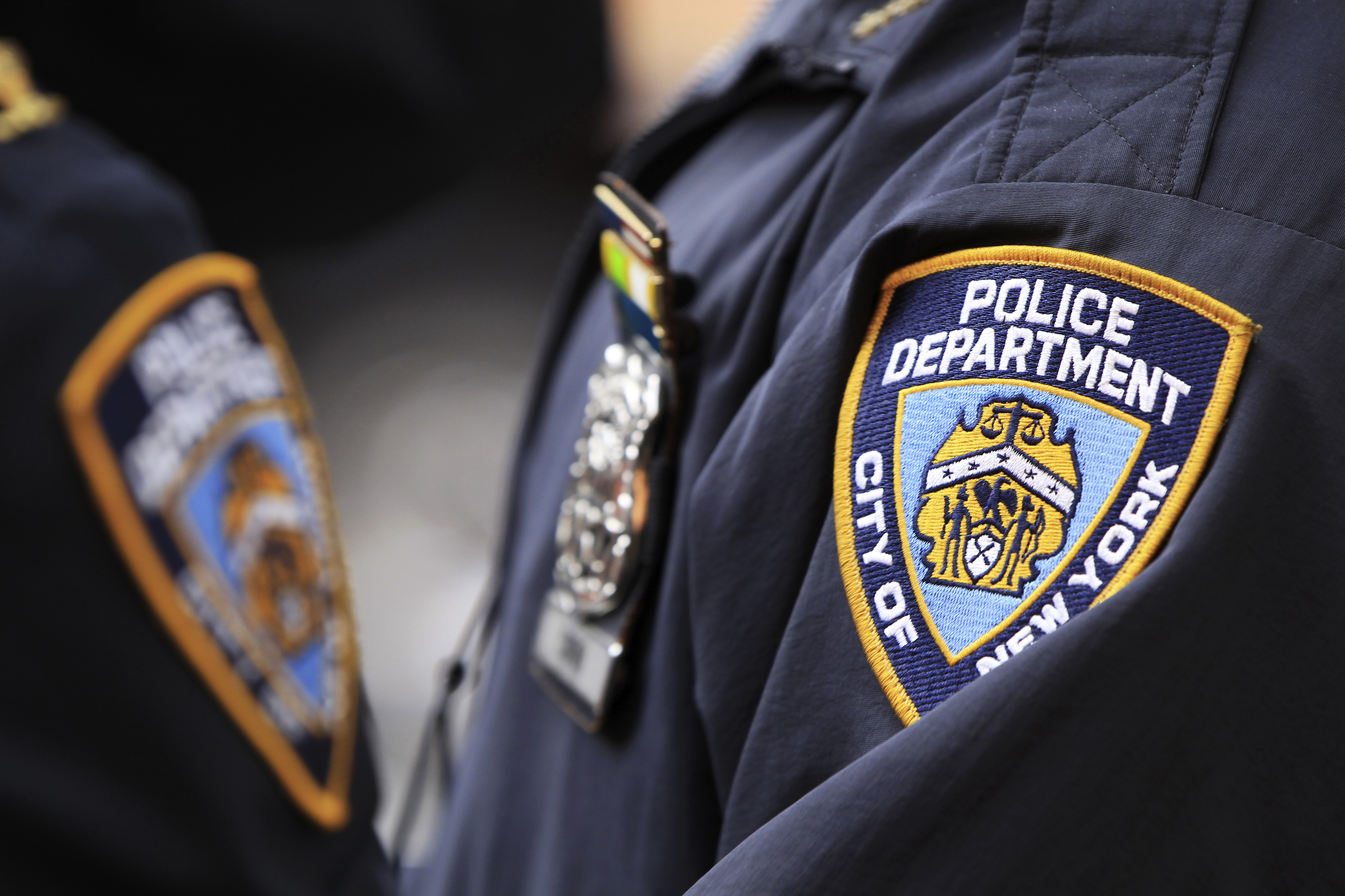NYPD sergeant accused of assaulting man who allegedly hurled racial slur at him