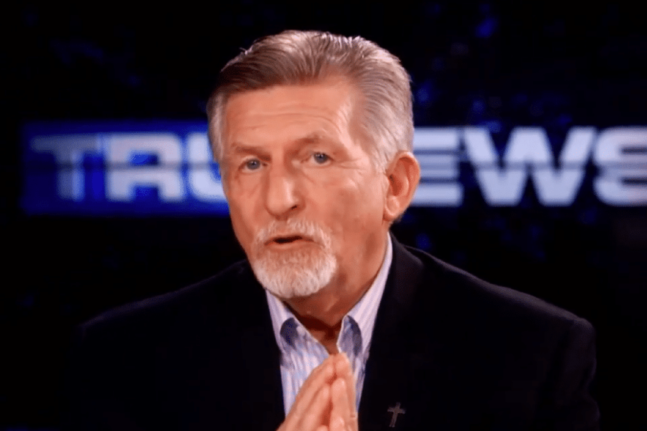 Right-wing pastor gets Covid after saying vaccines were part of 'mass death  campaign'