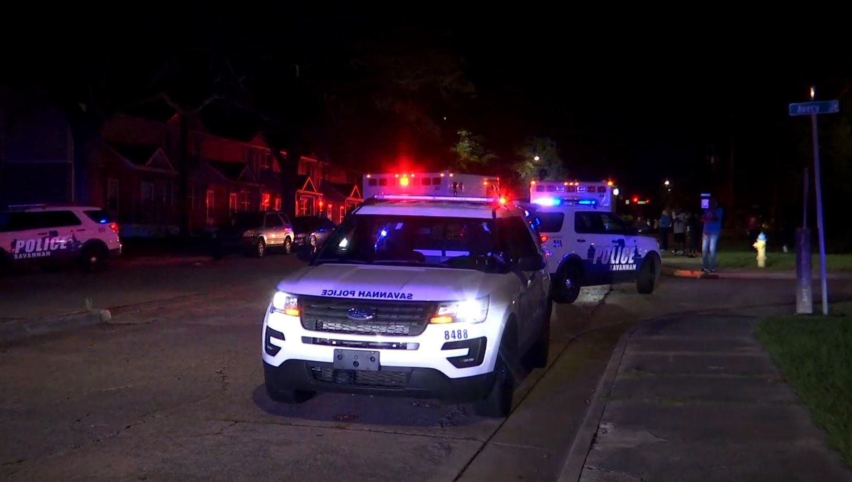 1 dead, 8 wounded in Savannah, Georgia, shooting