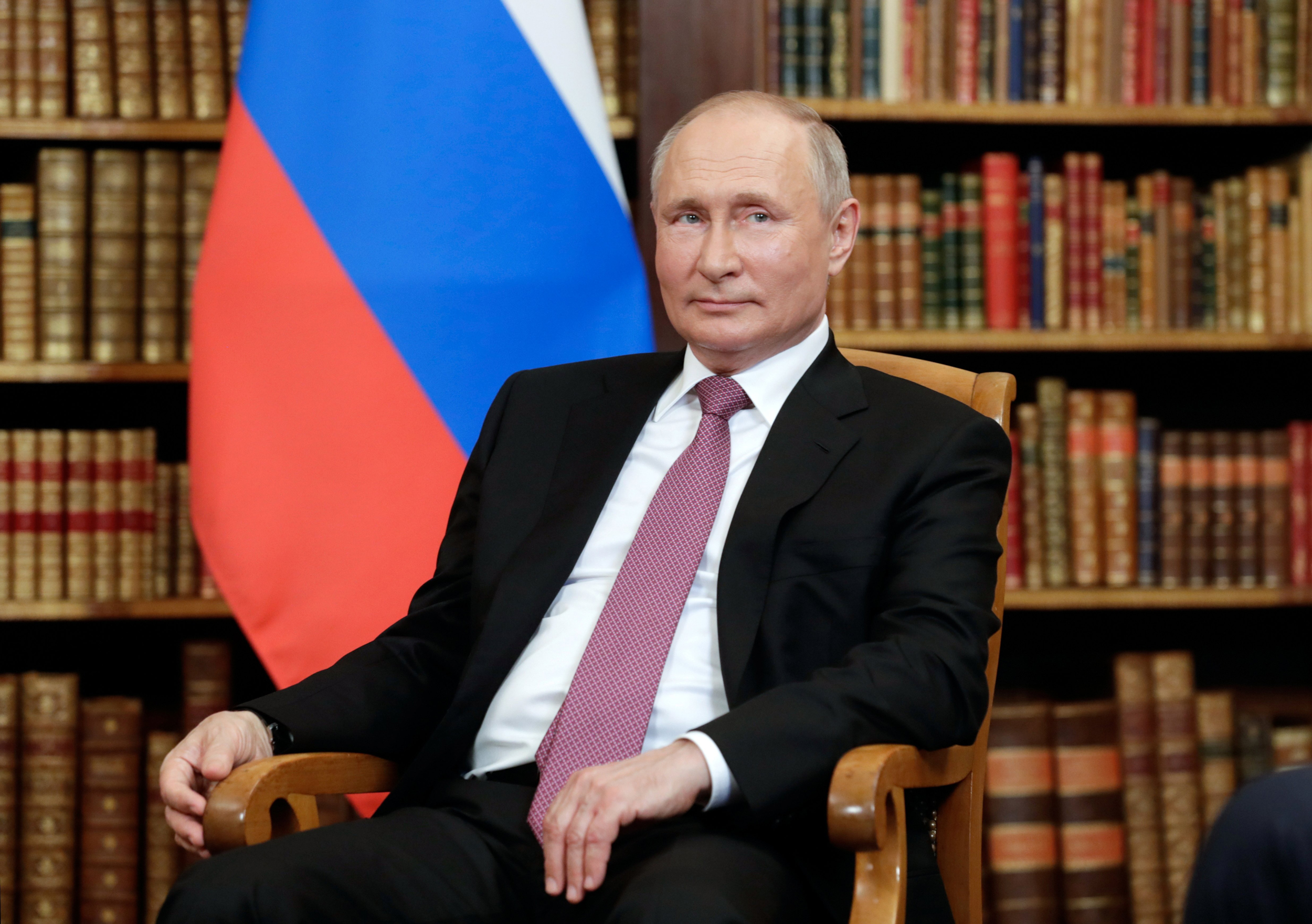 The right rediscovers its admiration for Vladimir Putin