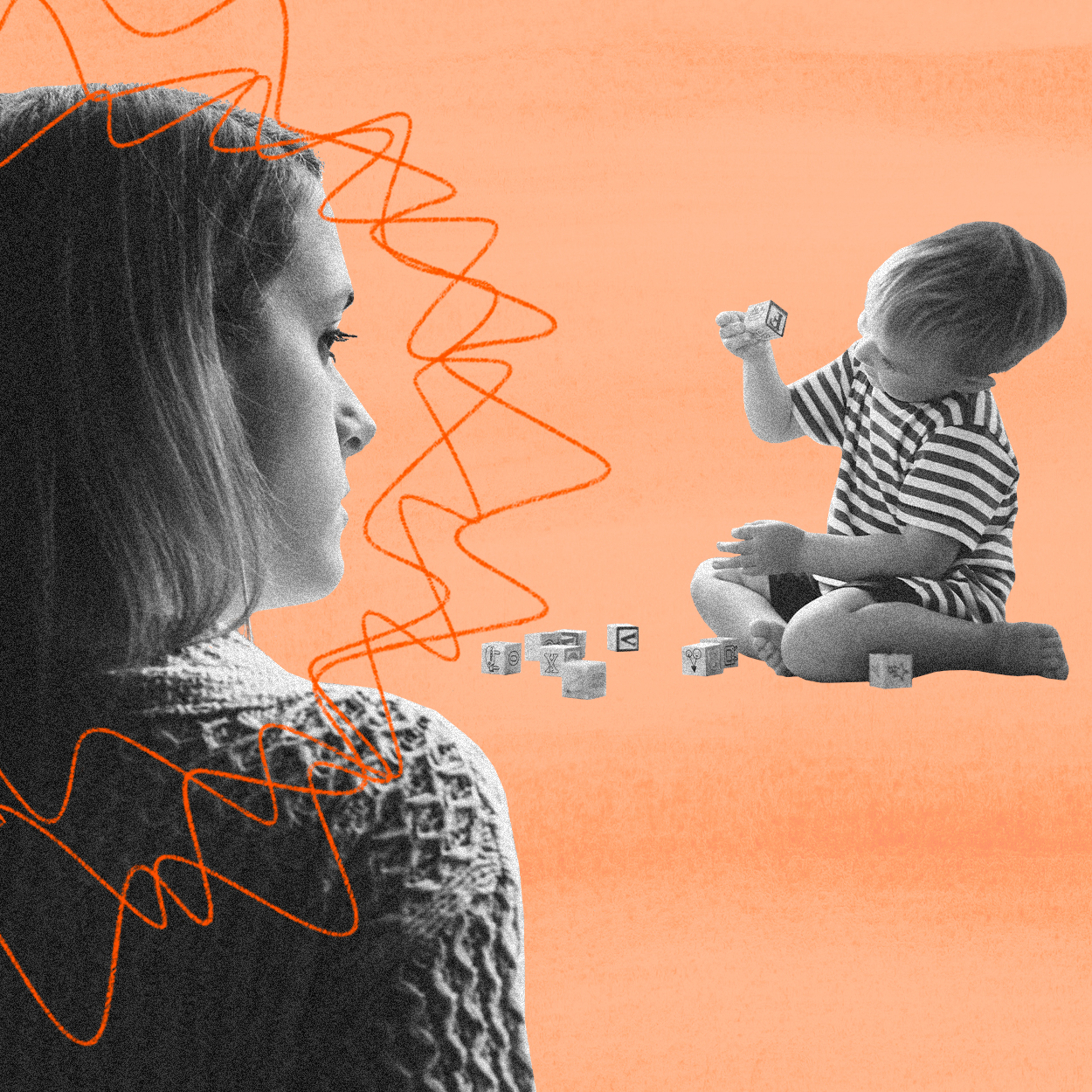 Am I good mom? My anxiety made me question how I was raising my son — and passing it on