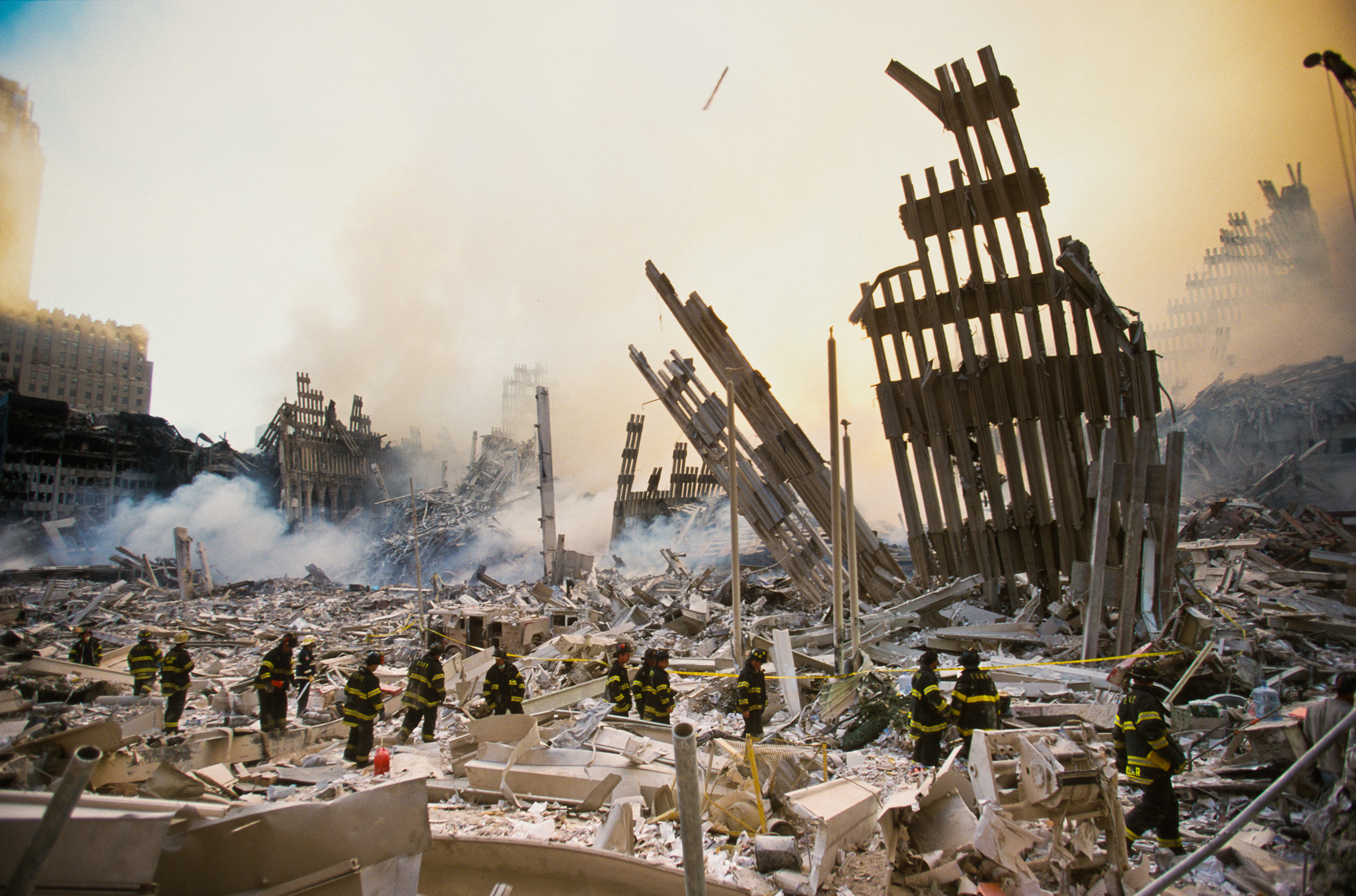 9/11 families to President Biden: Don't come to our memorial events