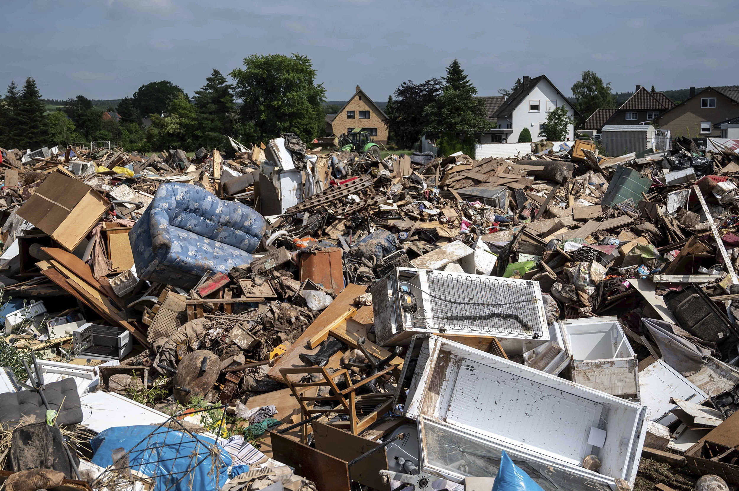 How could this happen here? With rising deaths German floods force tough questions