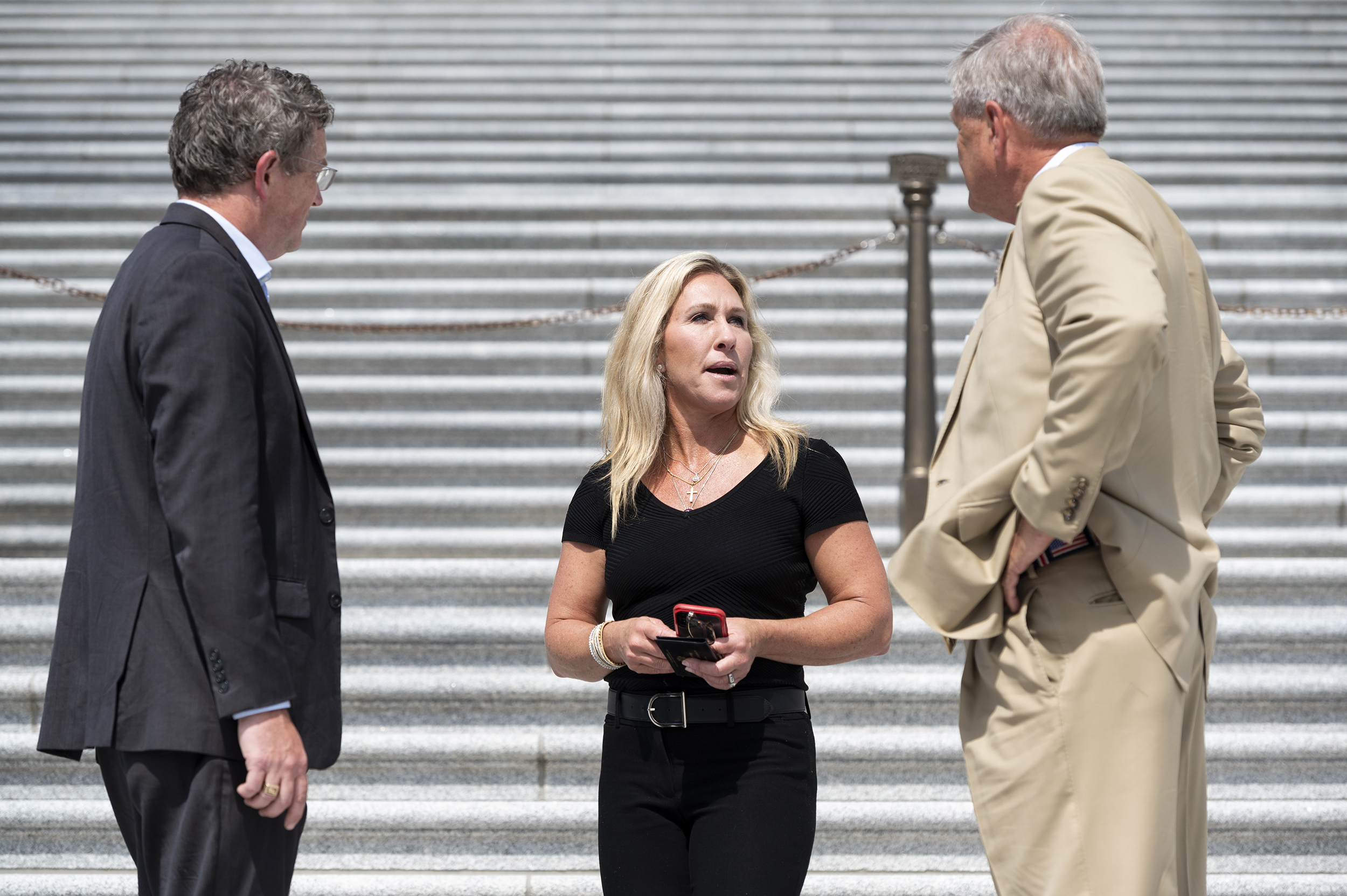 3 GOP House members lose appeals over $500 fines for not wearing masks