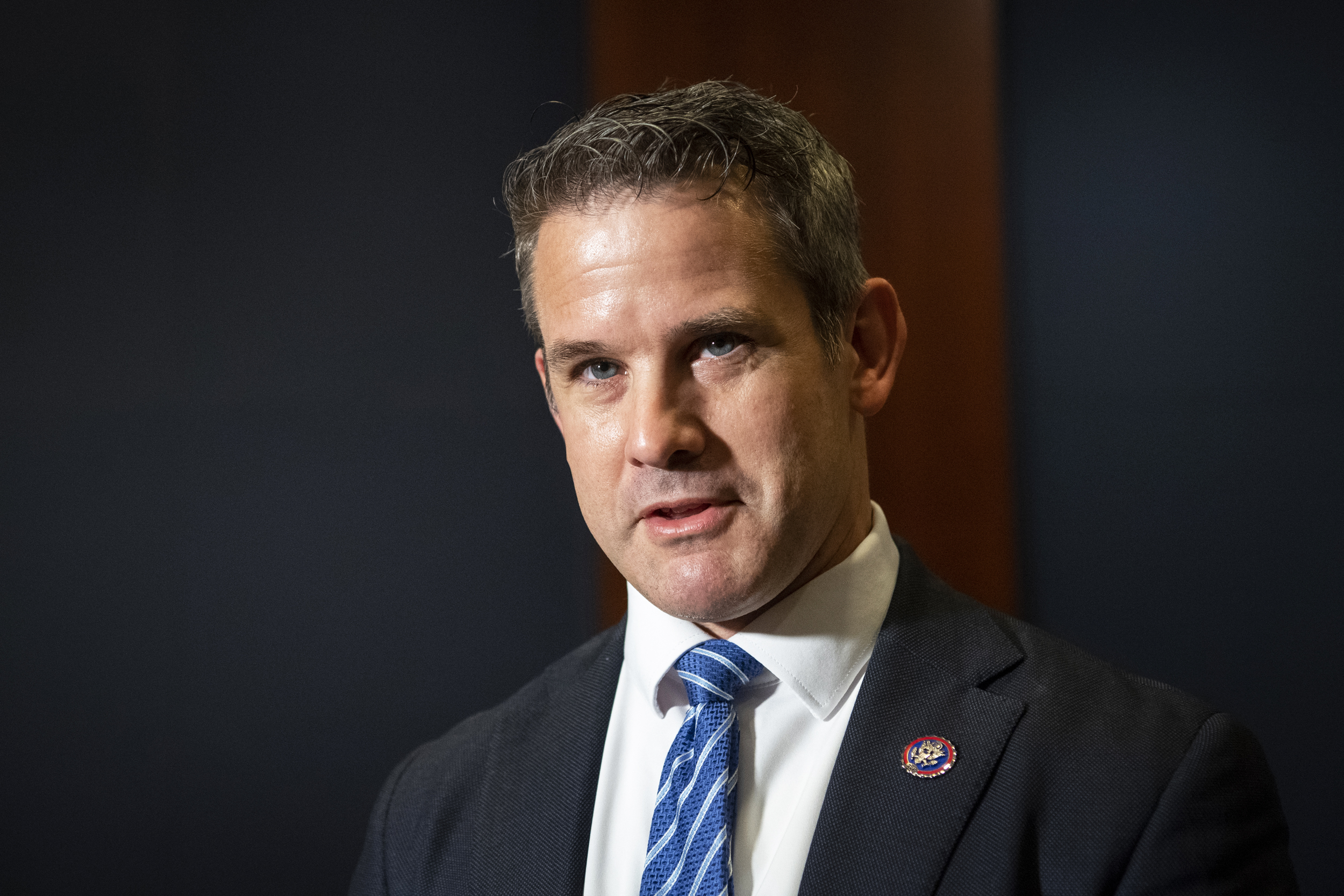 Pelosi appoints Republican Rep. Kinzinger to Jan. 6 committee