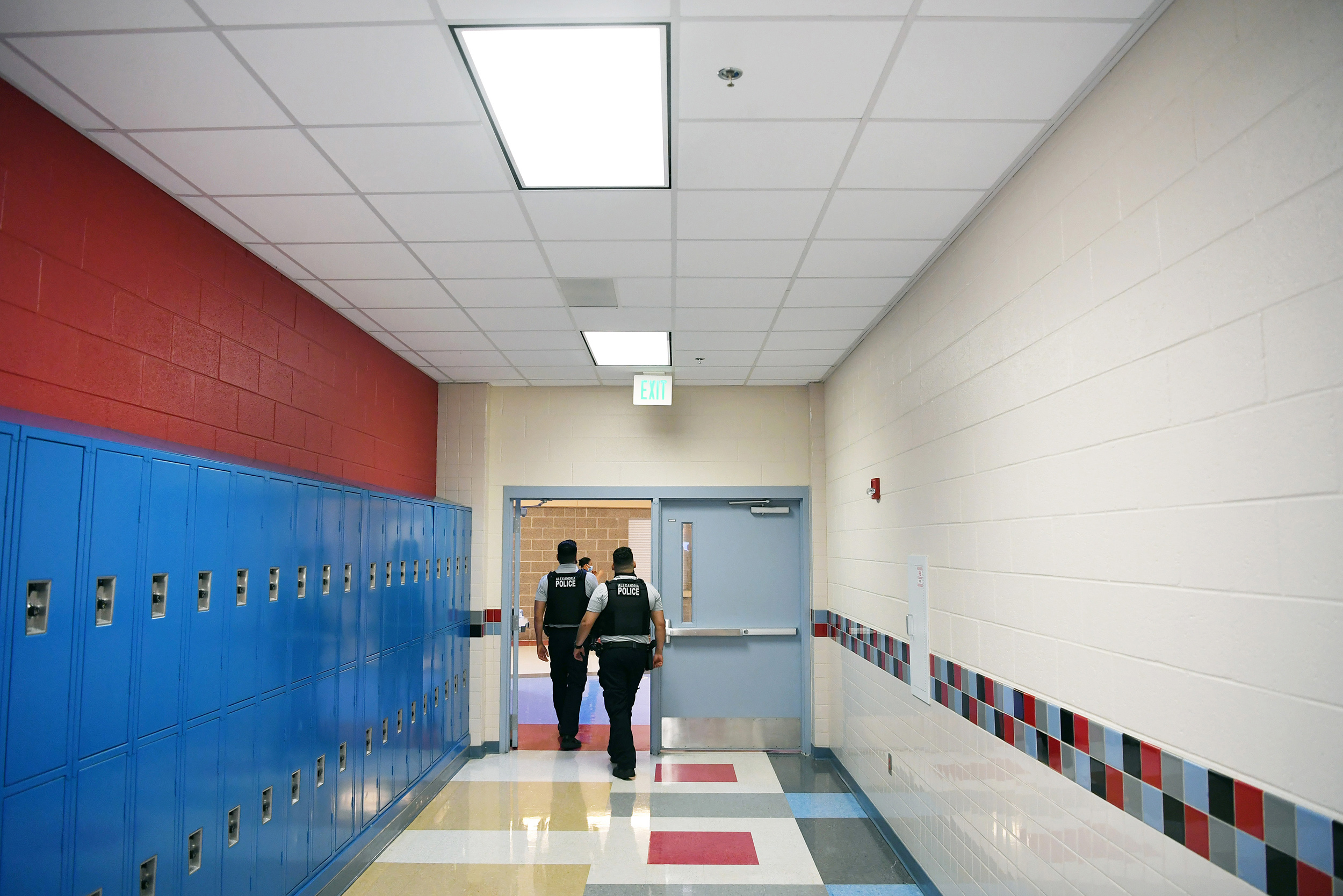 Why many districts are struggling over whether to keep officers in schools