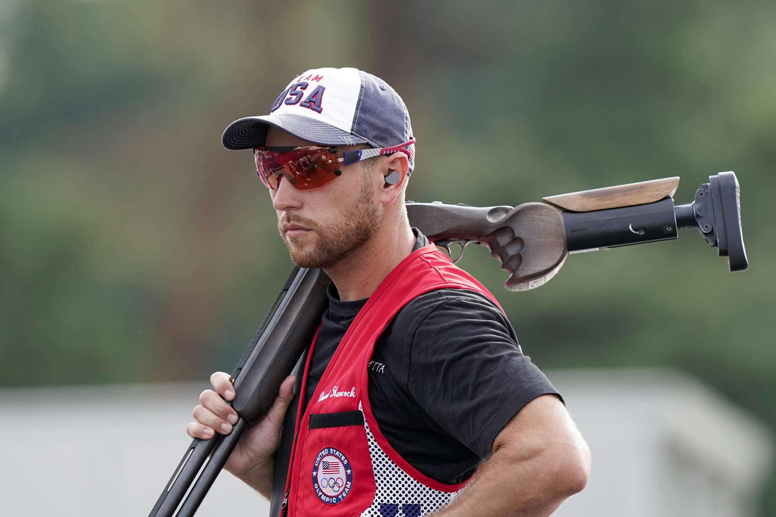 Day 3 roundup: Pool thrillers and a skeet sweep