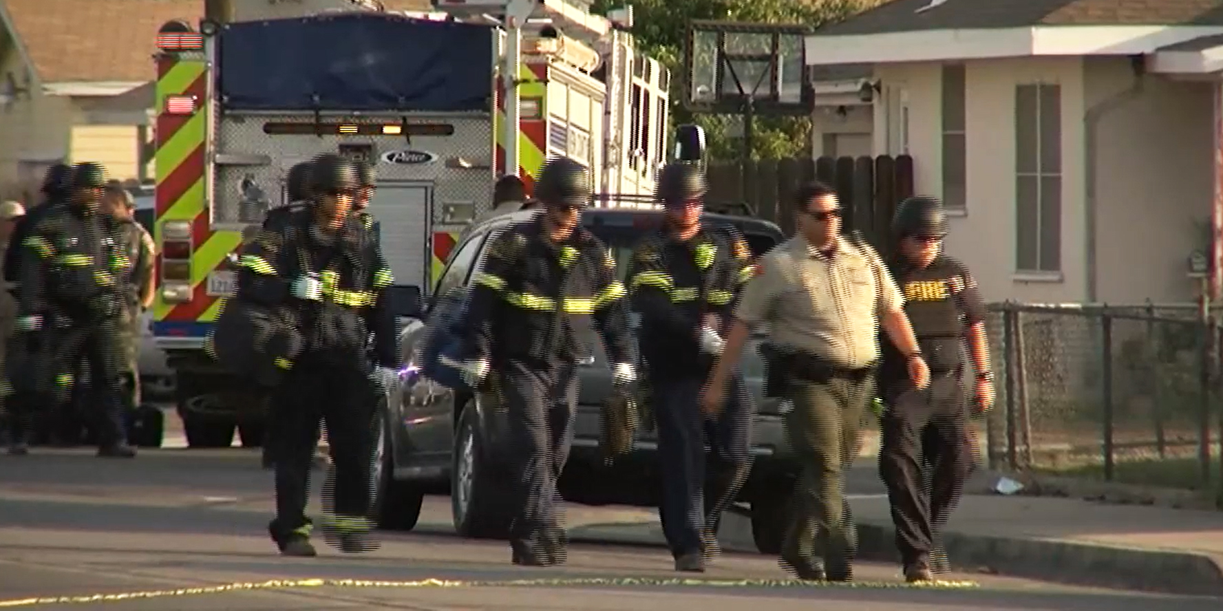 5 dead, including a sheriff's deputy, in the wake of California standoff