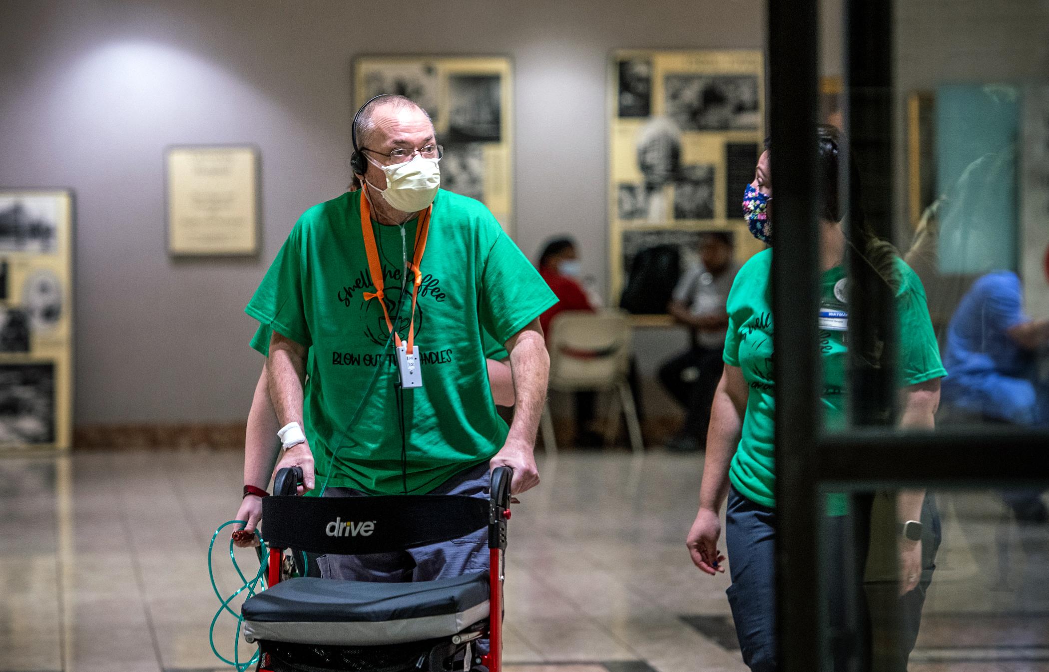 As Alabama vaccinations sag, UAB Hospital sees Covid surge