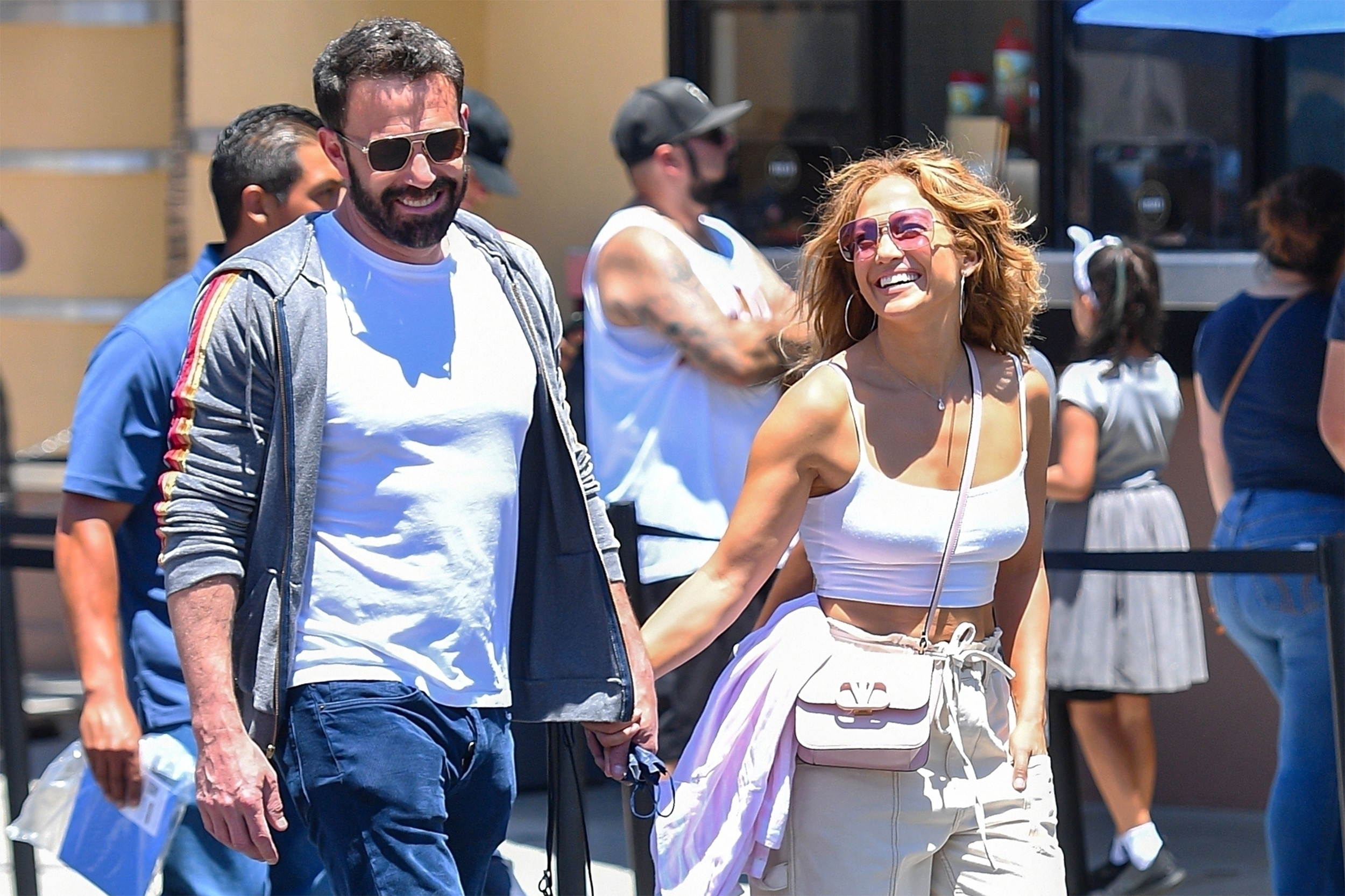 The extraordinarily clever photo that sealed Ben Affleck and Jennifer Lopez's return