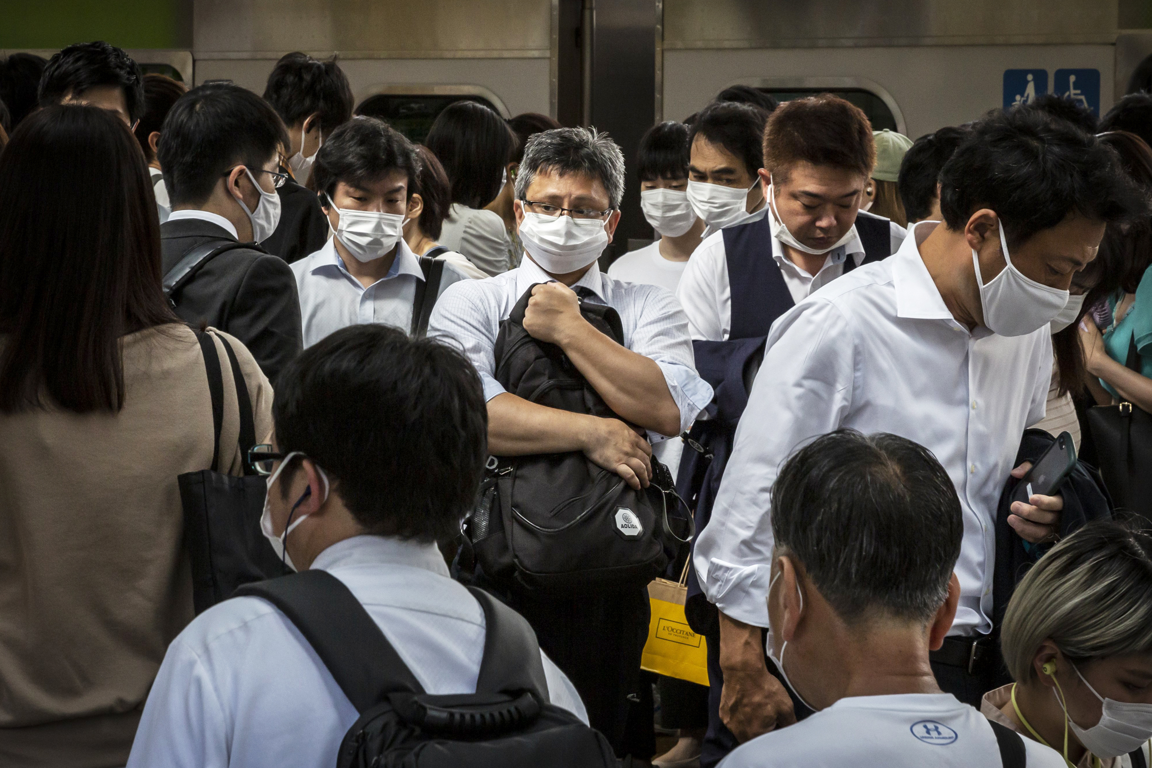 'Severe' Covid-19 cases surge in Tokyo during Olympics
