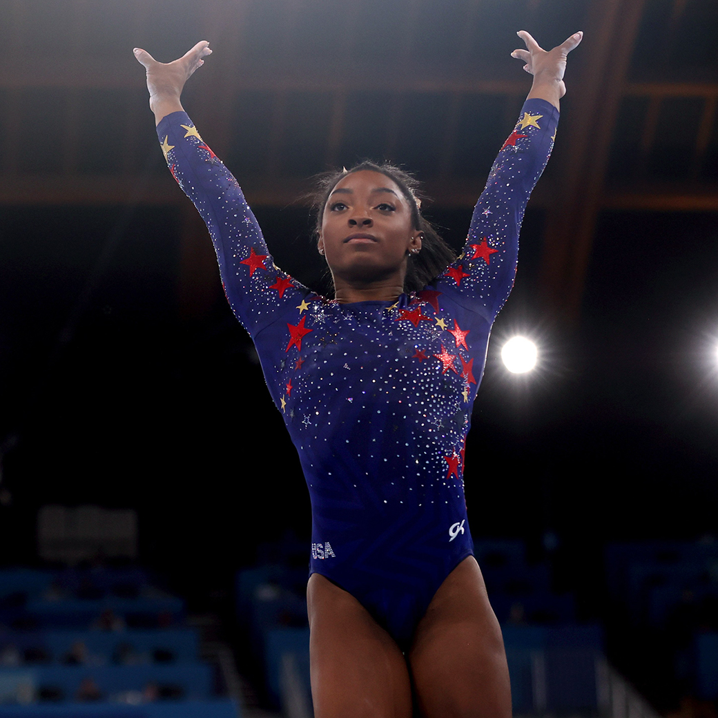 Simone Biles out of team gymnastics final 'due to medical issue,' officials say