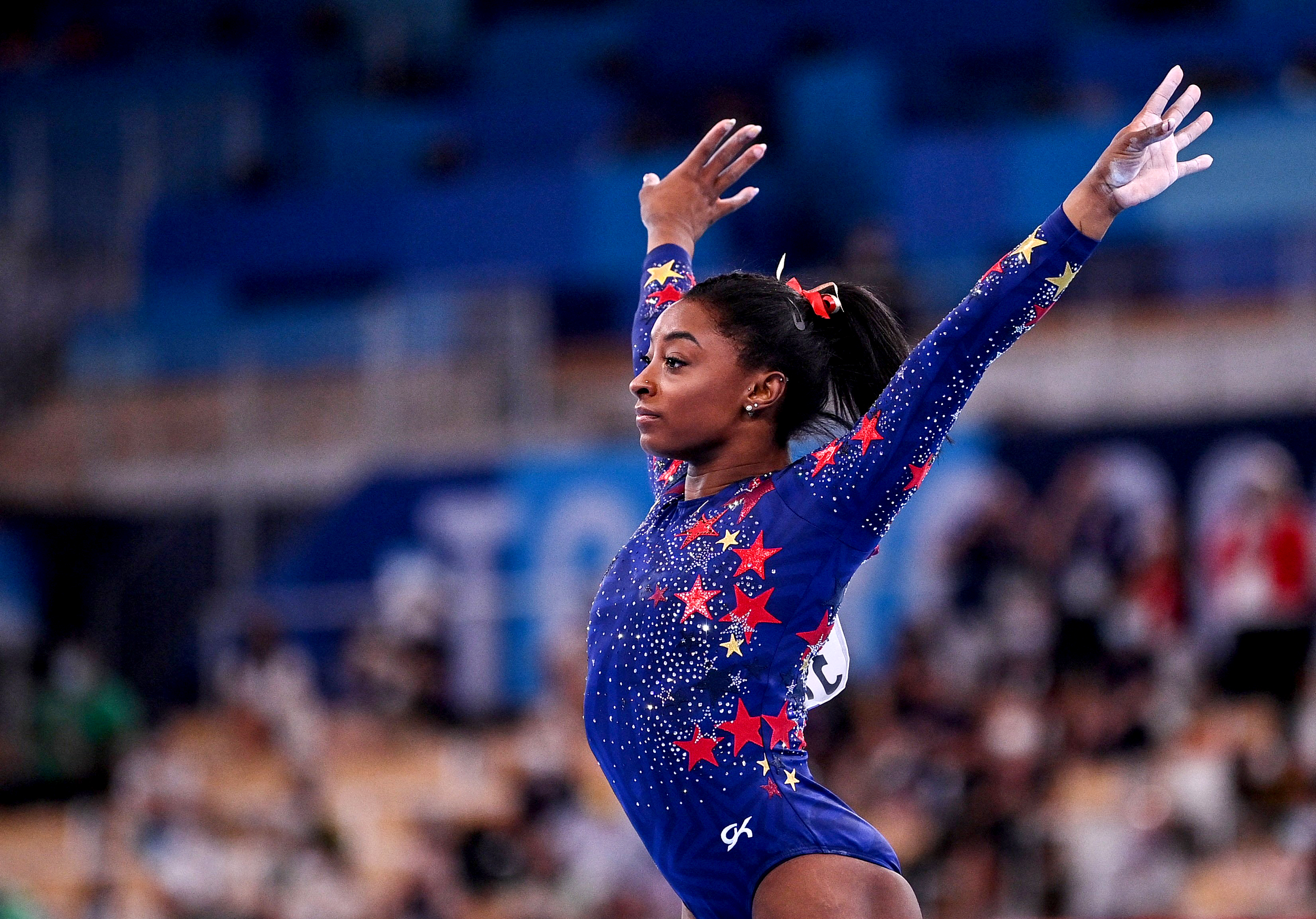 Why Simone Biles' withdrawing proves she's the GOAT