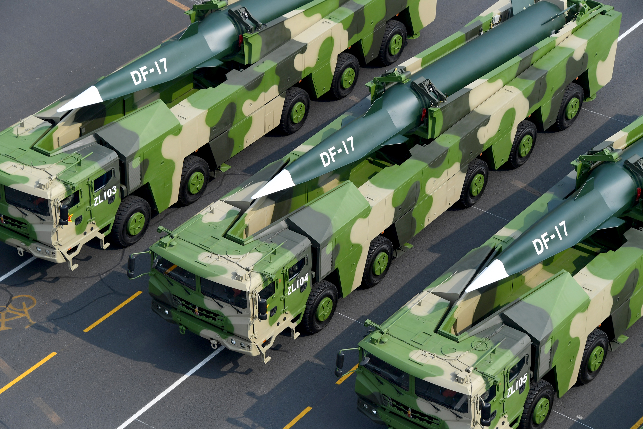 U.S. concern over China nukes buildup after new silos report