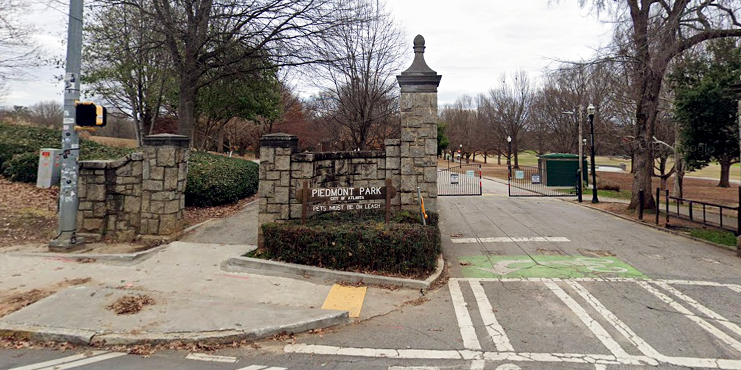 Woman found stabbed to death in 'gruesome scene' at iconic Atlanta park, police say