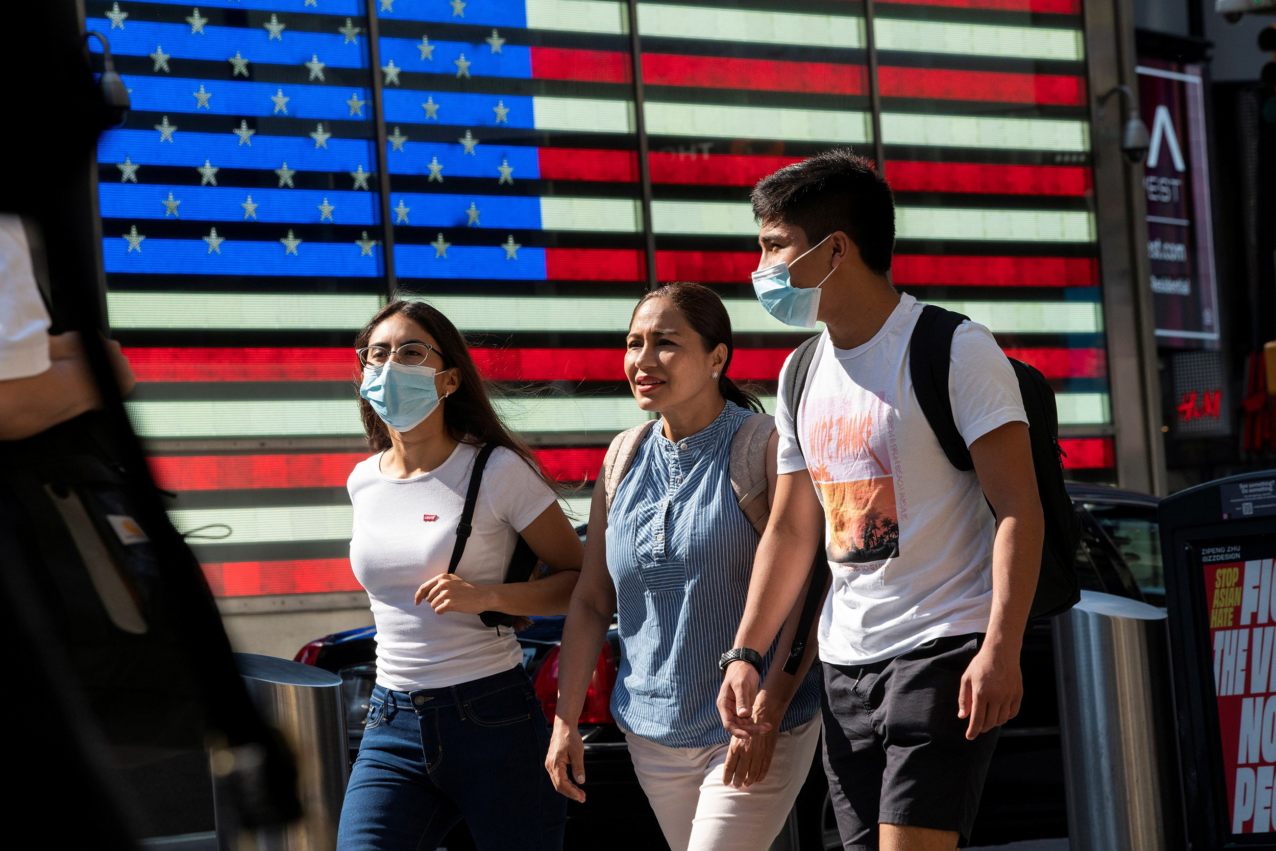 New CDC mask advice met with mixed reactions