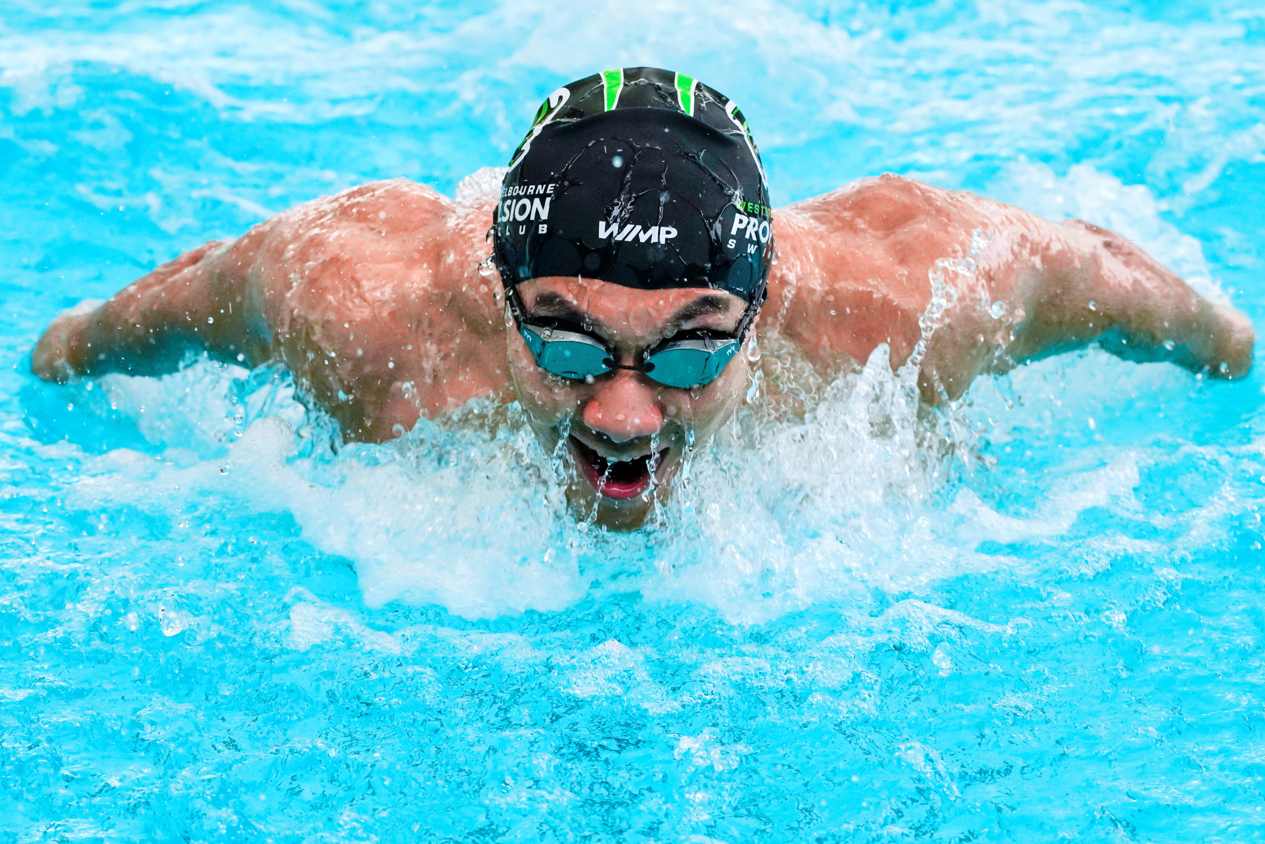 Swimmer sacrificed his Olympic dream after brutal military coup