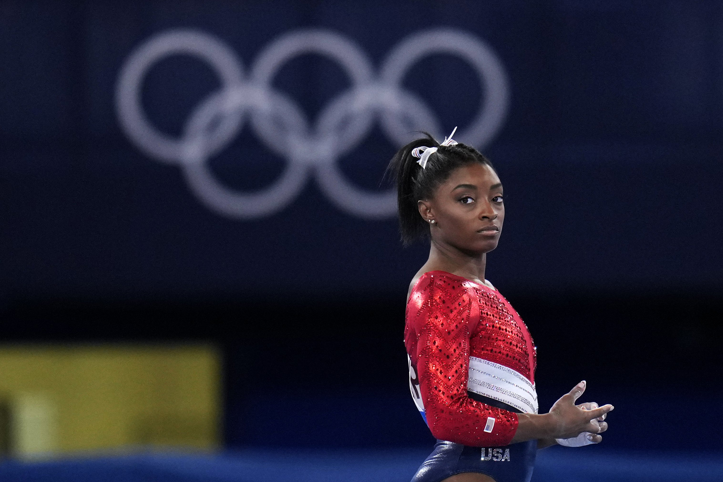 Texas official apologizes after calling Simone Biles a 'national embarrassment'
