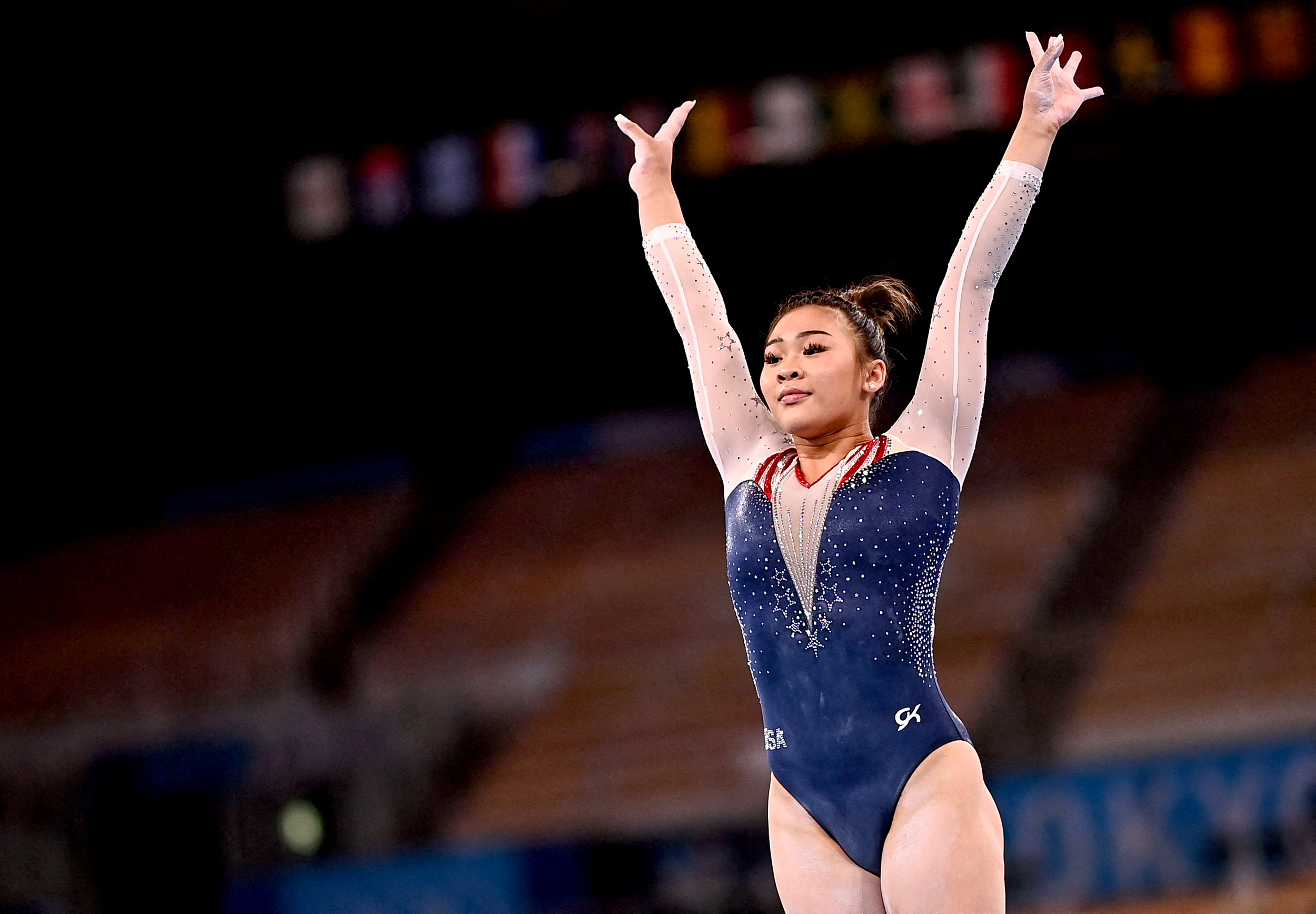 Suni Lee won gold for her community, her family and herself
