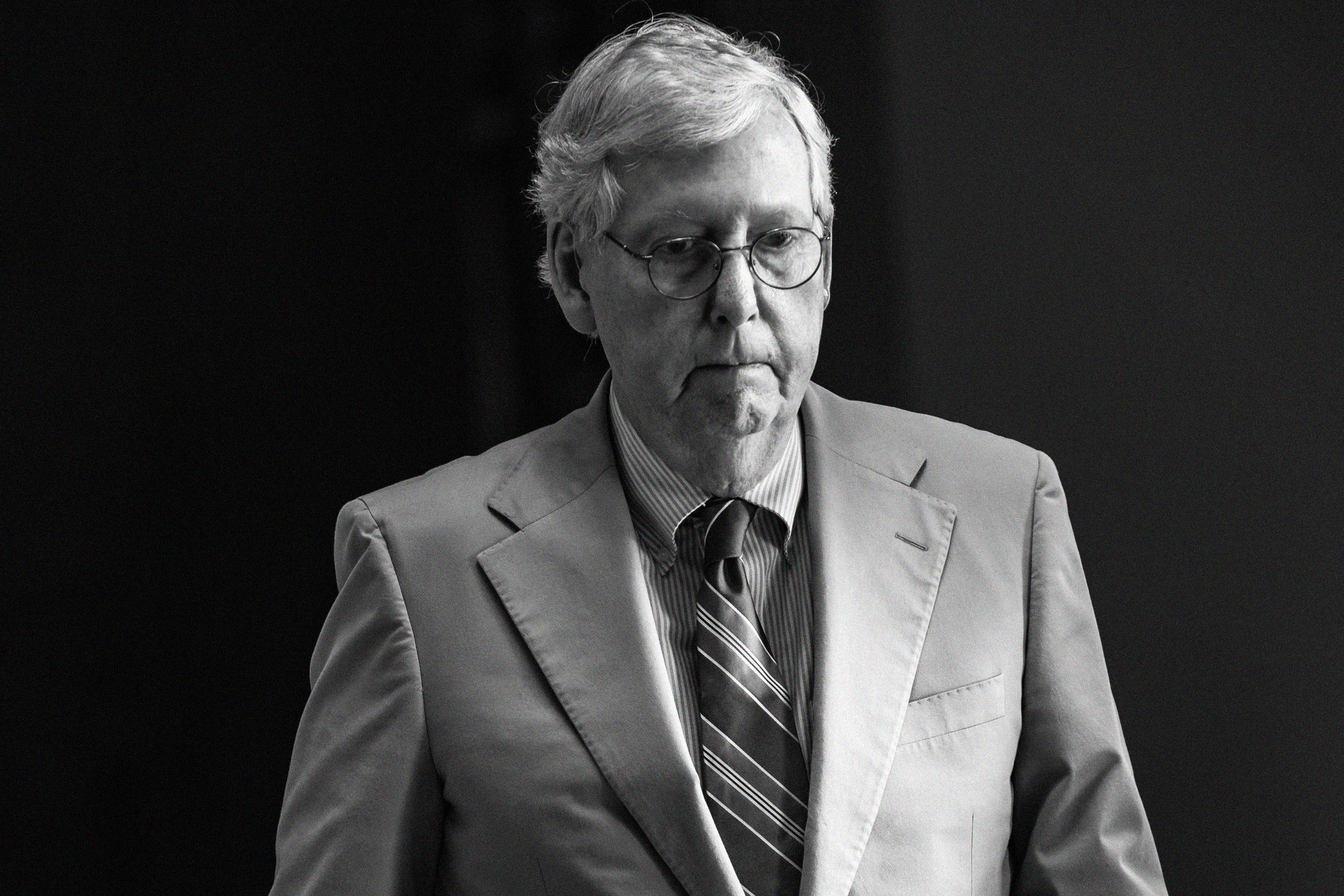 Why McConnell is backing a Biden priority