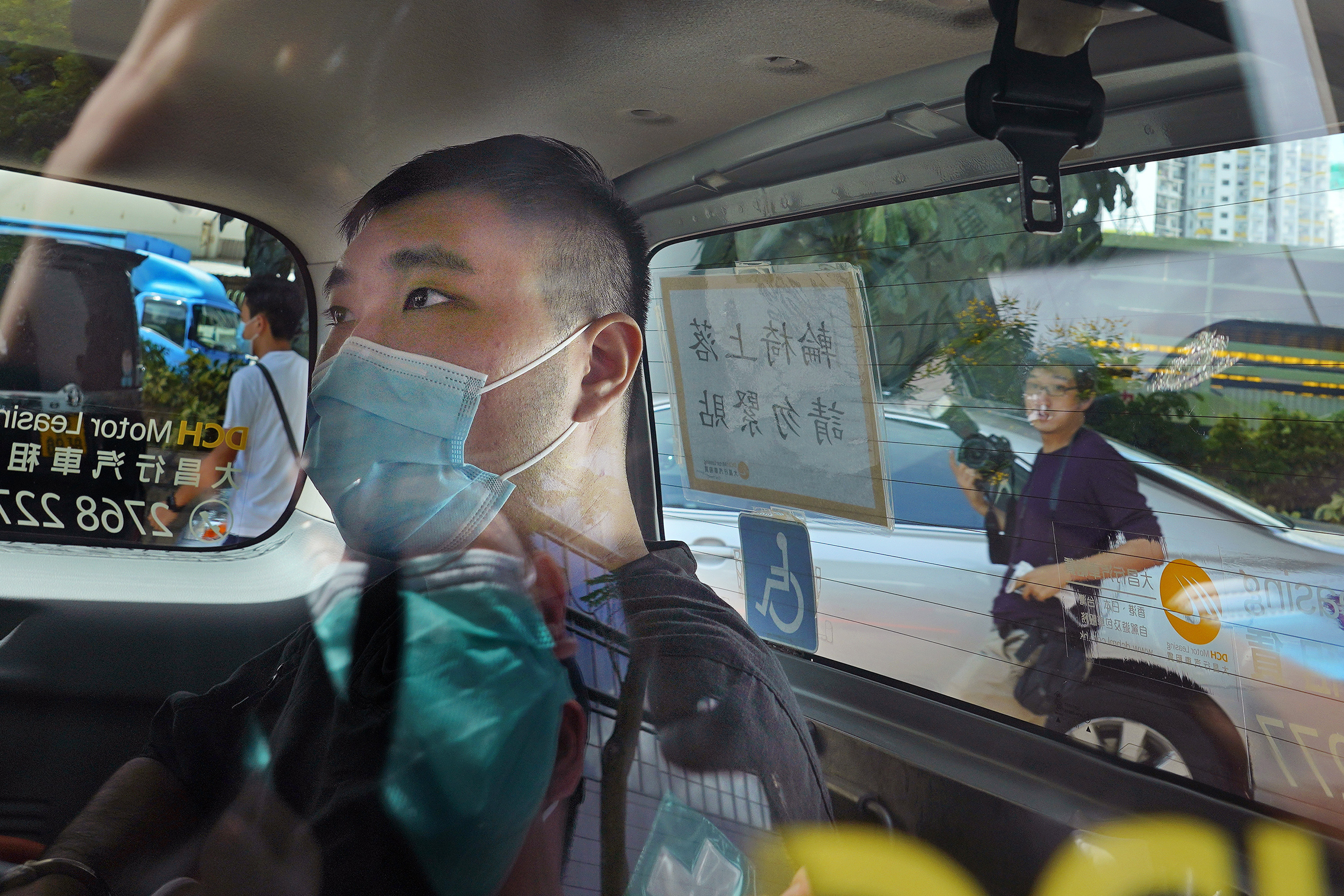 Hong Kong protester sentenced to 9 years in prison in first national security case