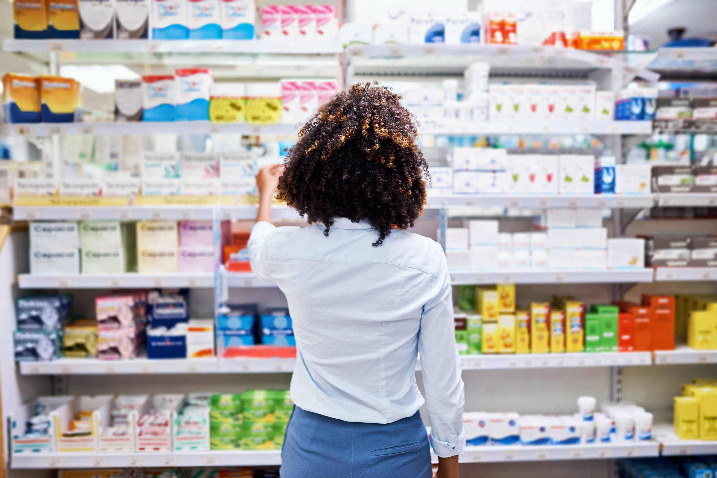 Germs are back. Pharmacies are breathing a sigh of relief.