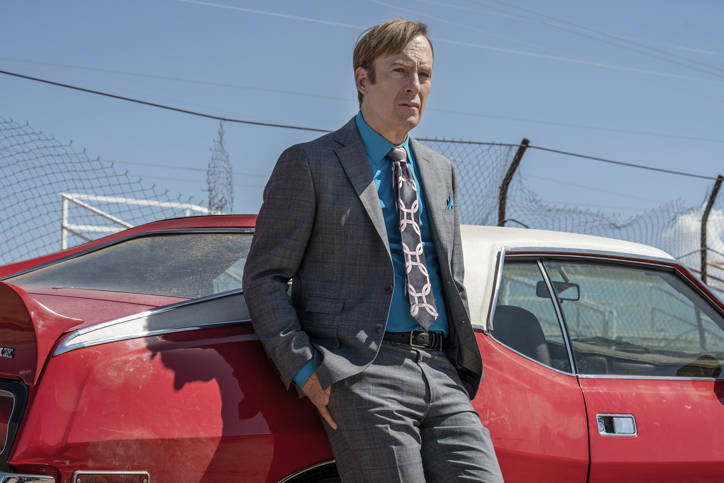 Bob Odenkirk says he had a 'small heart attack' when he collapsed on 'Better Call Saul' set