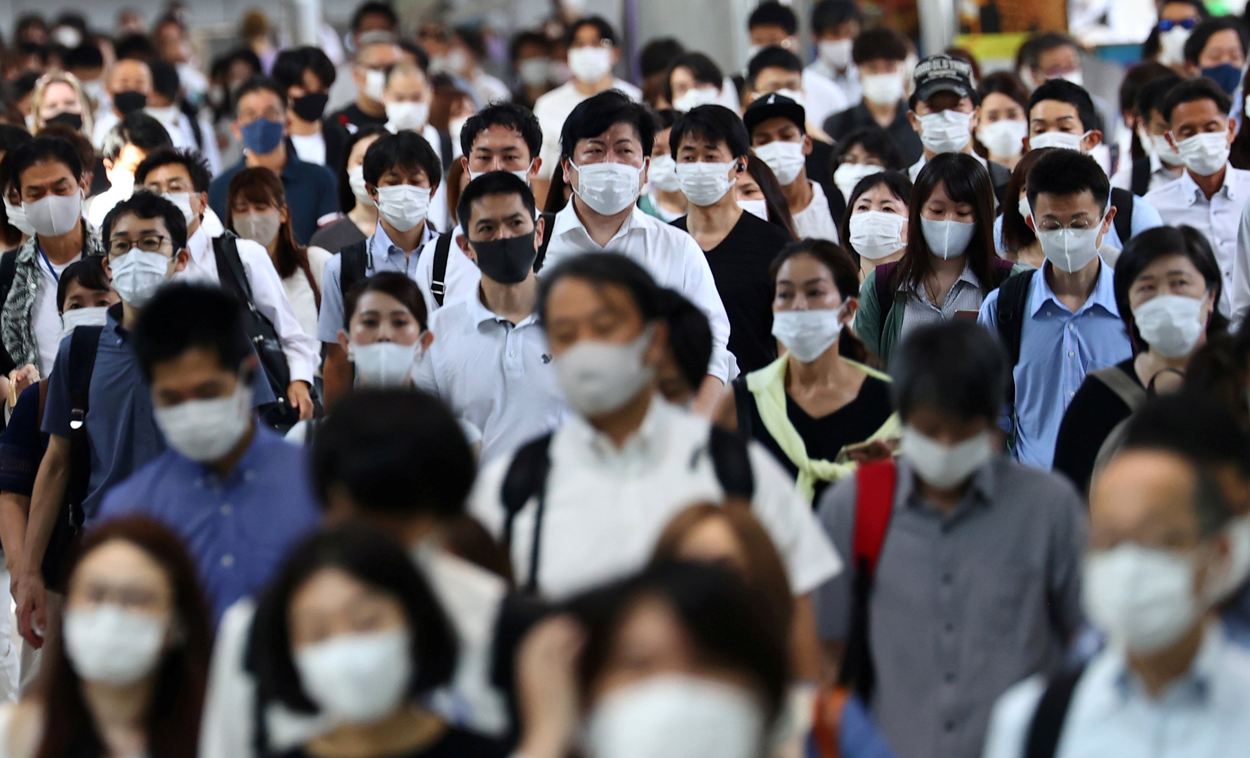 Tokyo's daily Covid cases hit record high during Olympics