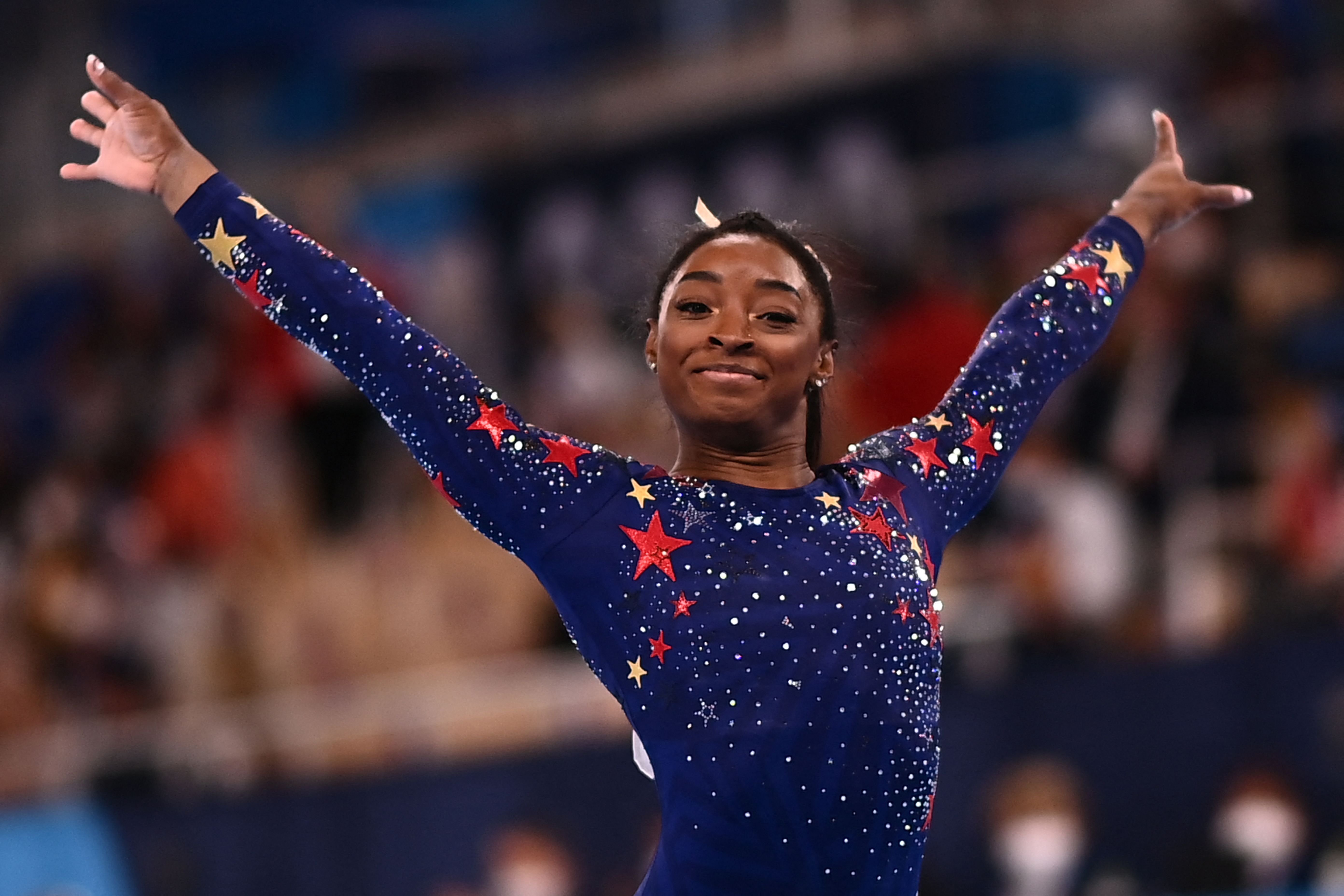 Simone Biles will return for balance beam final after grappling with the 'twisties'