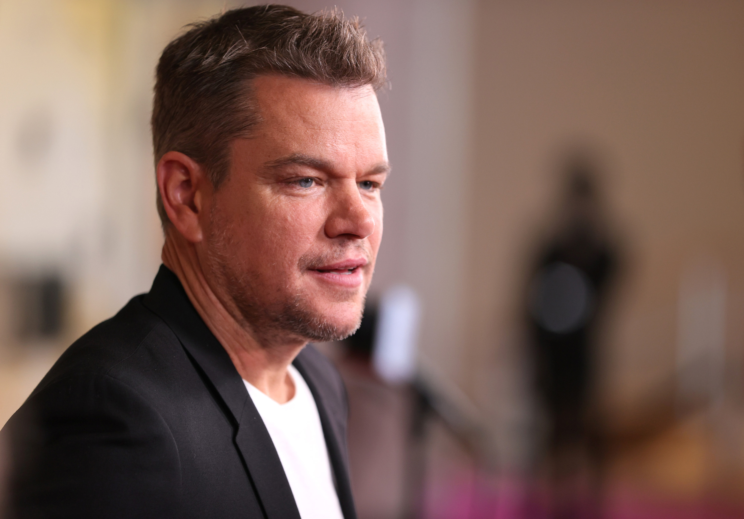 Matt Damon says he stopped using 'f-slur for a homosexual' after daughter told him it was 'dangerous'