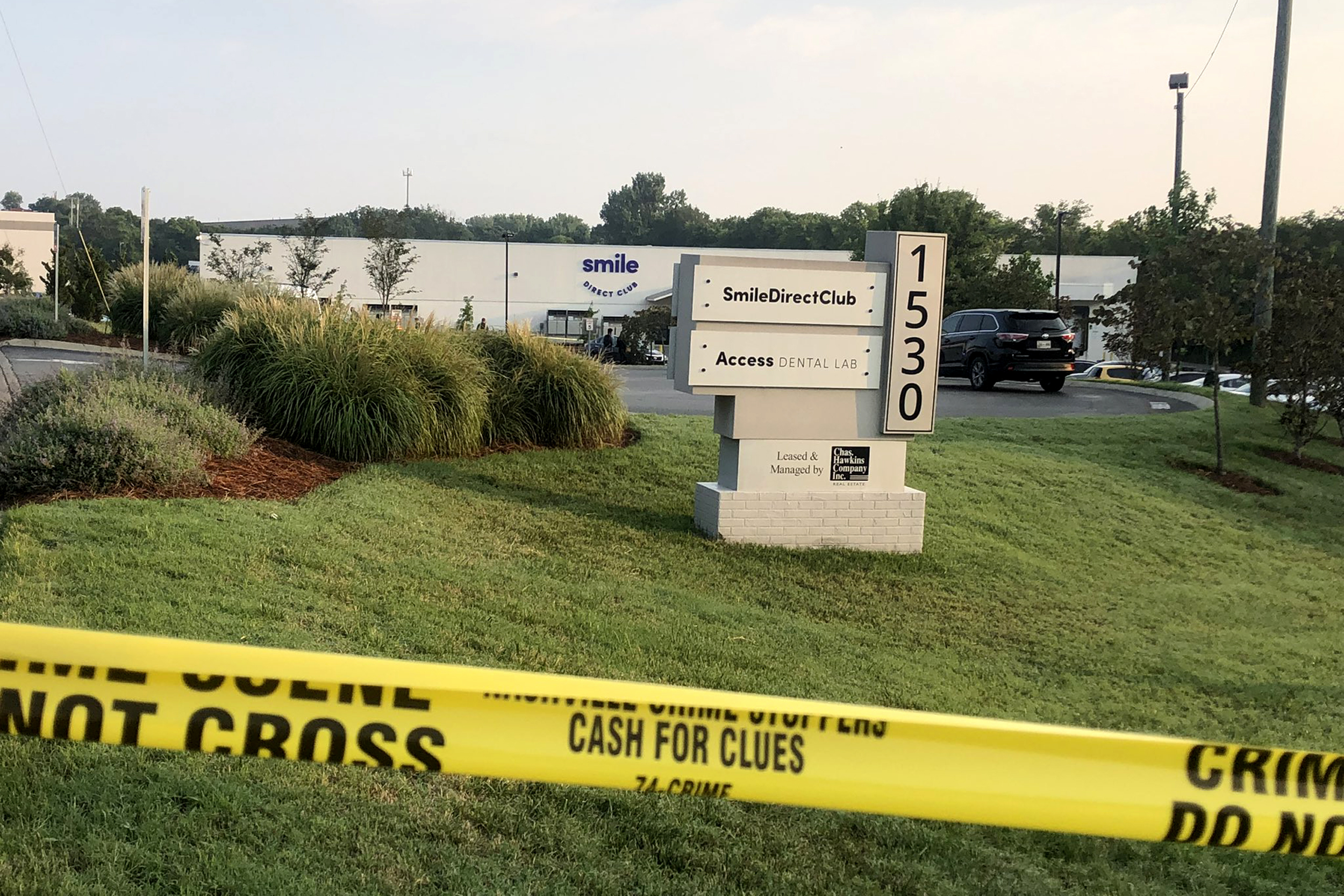 Three People Injured in Workplace Shooting at SmileDirectClub Warehouse in Tennessee