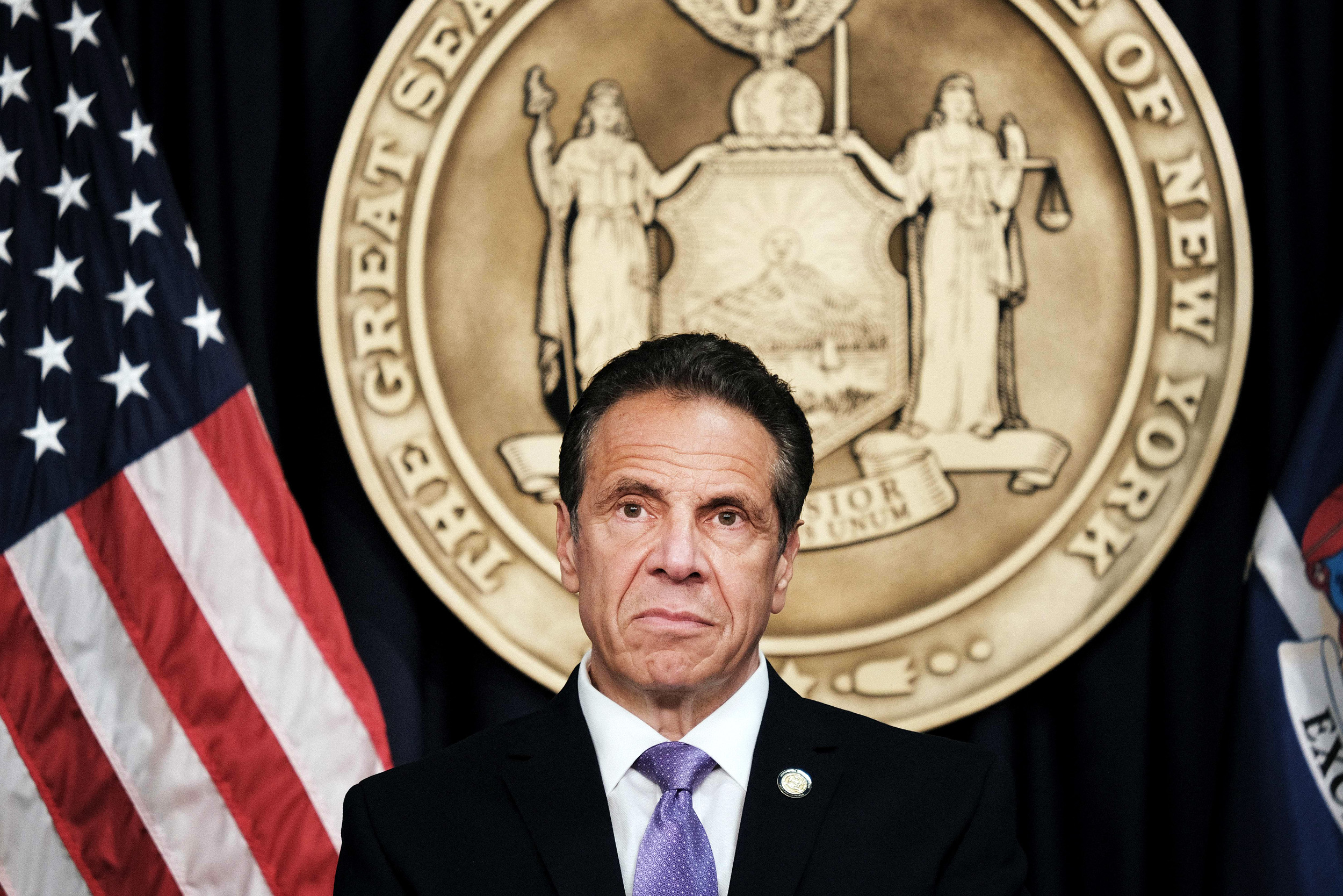 Cuomo sexually harassed multiple women, including employees, New York attorney general finds