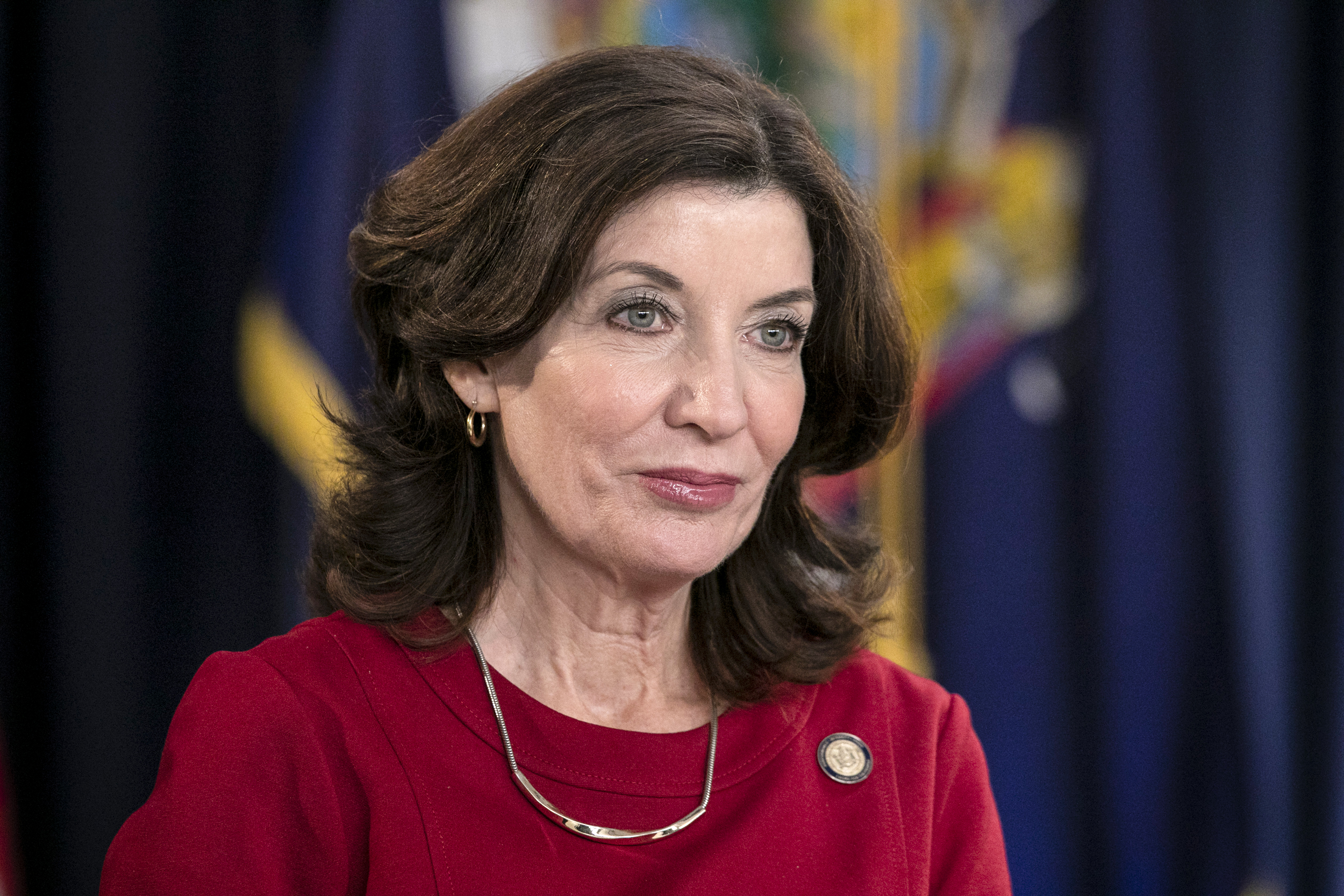 With Cuomo out, Kathy Hochul will become New York's first woman governor