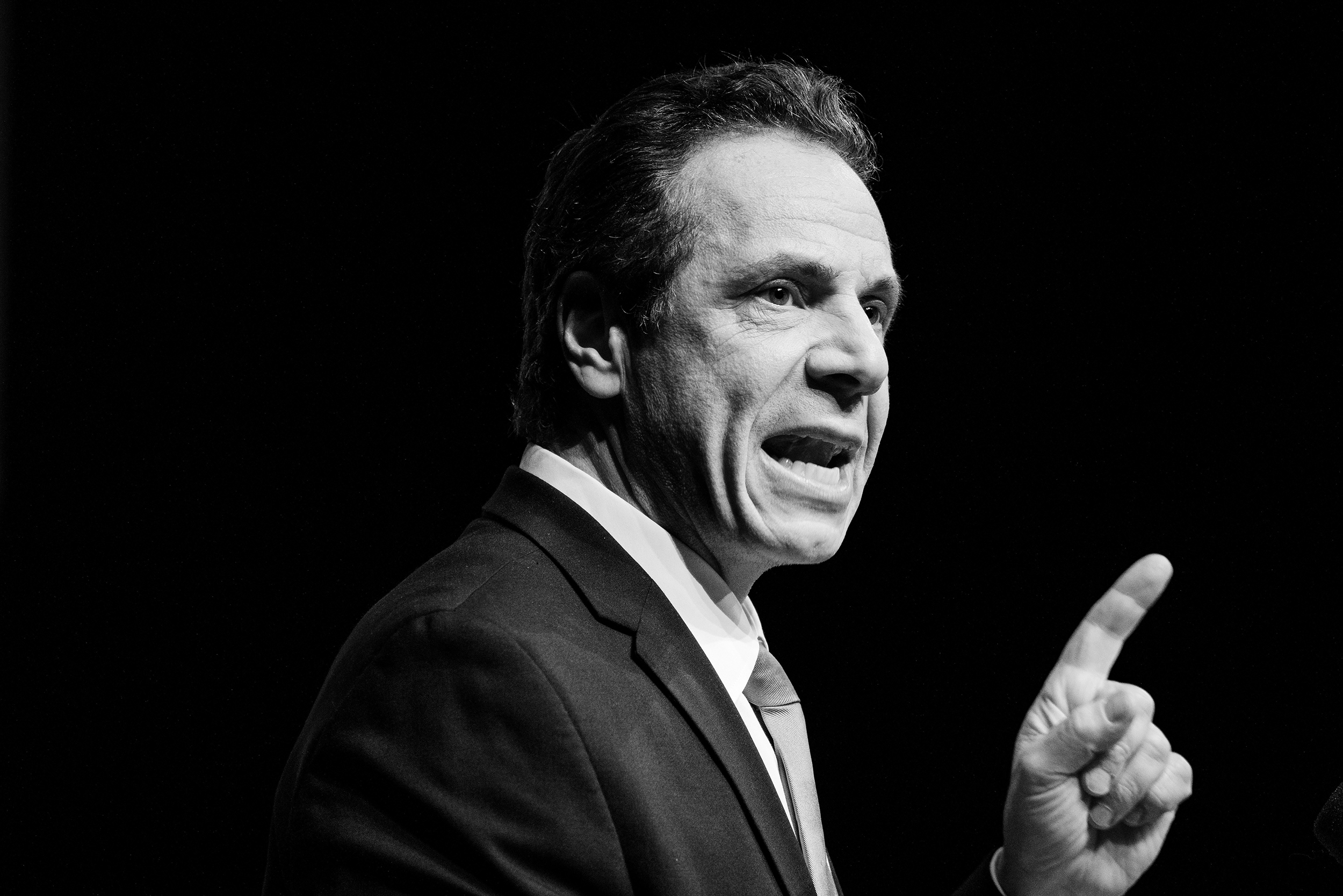 Cuomo denies claims of sexual harassment in state attorney general report, ignores calls to resign