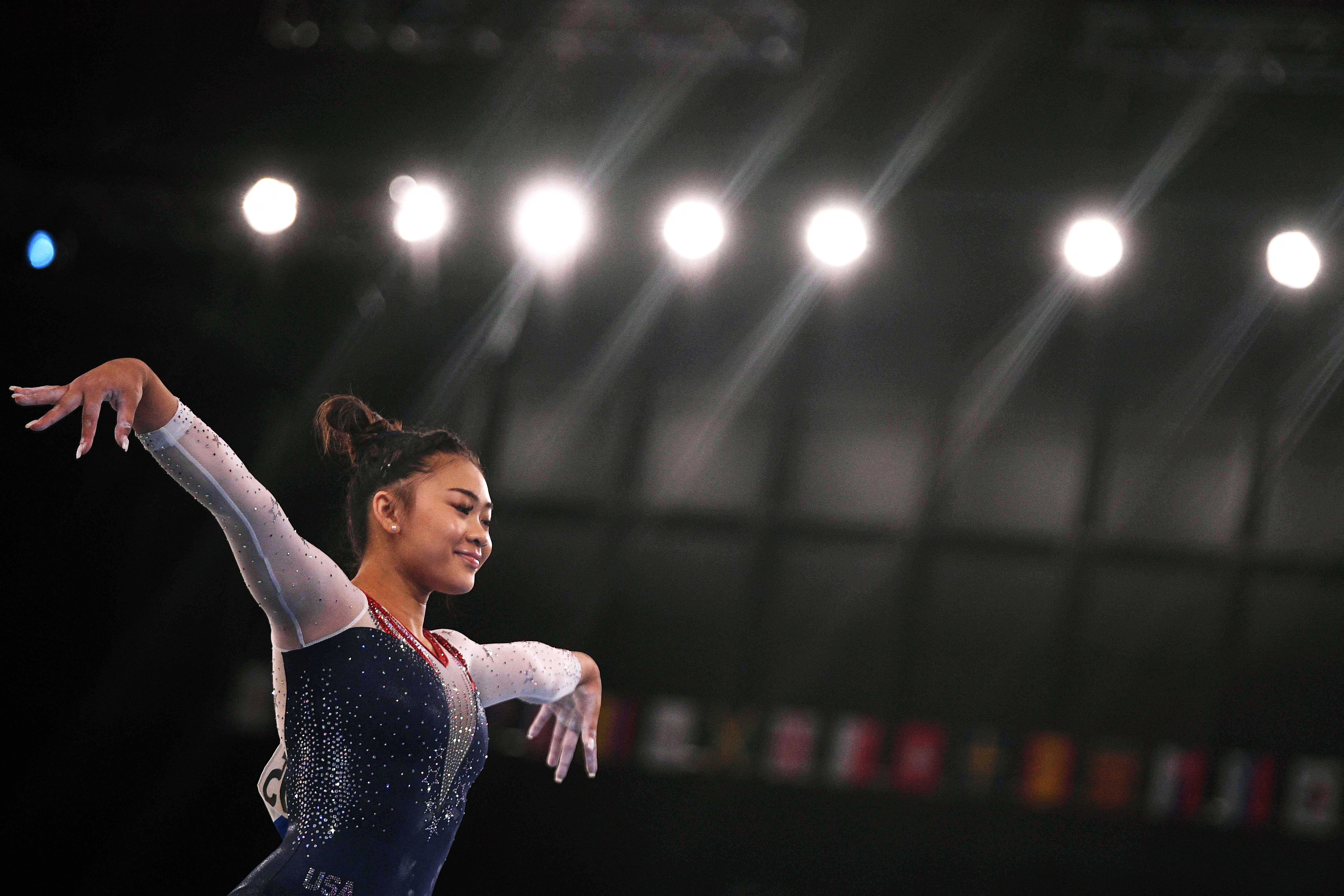 Sunisa Lee blames Twitter for Olympic bronze medal performance