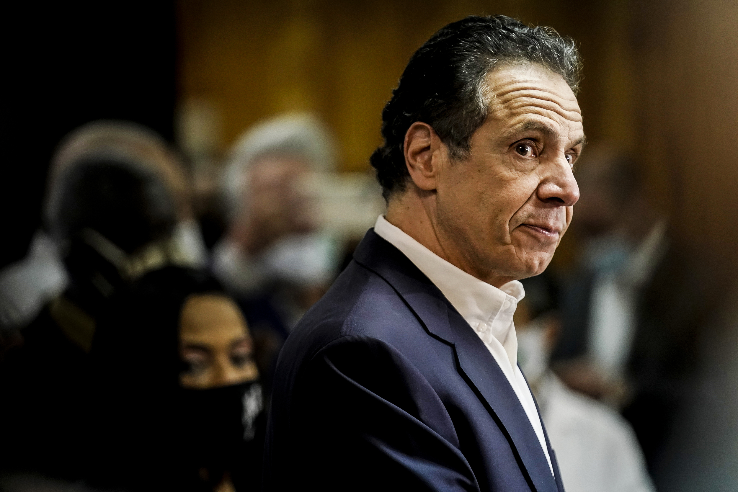 'Creepy' and 'flirtatious': How Cuomo allegedly sexually harassed a state trooper