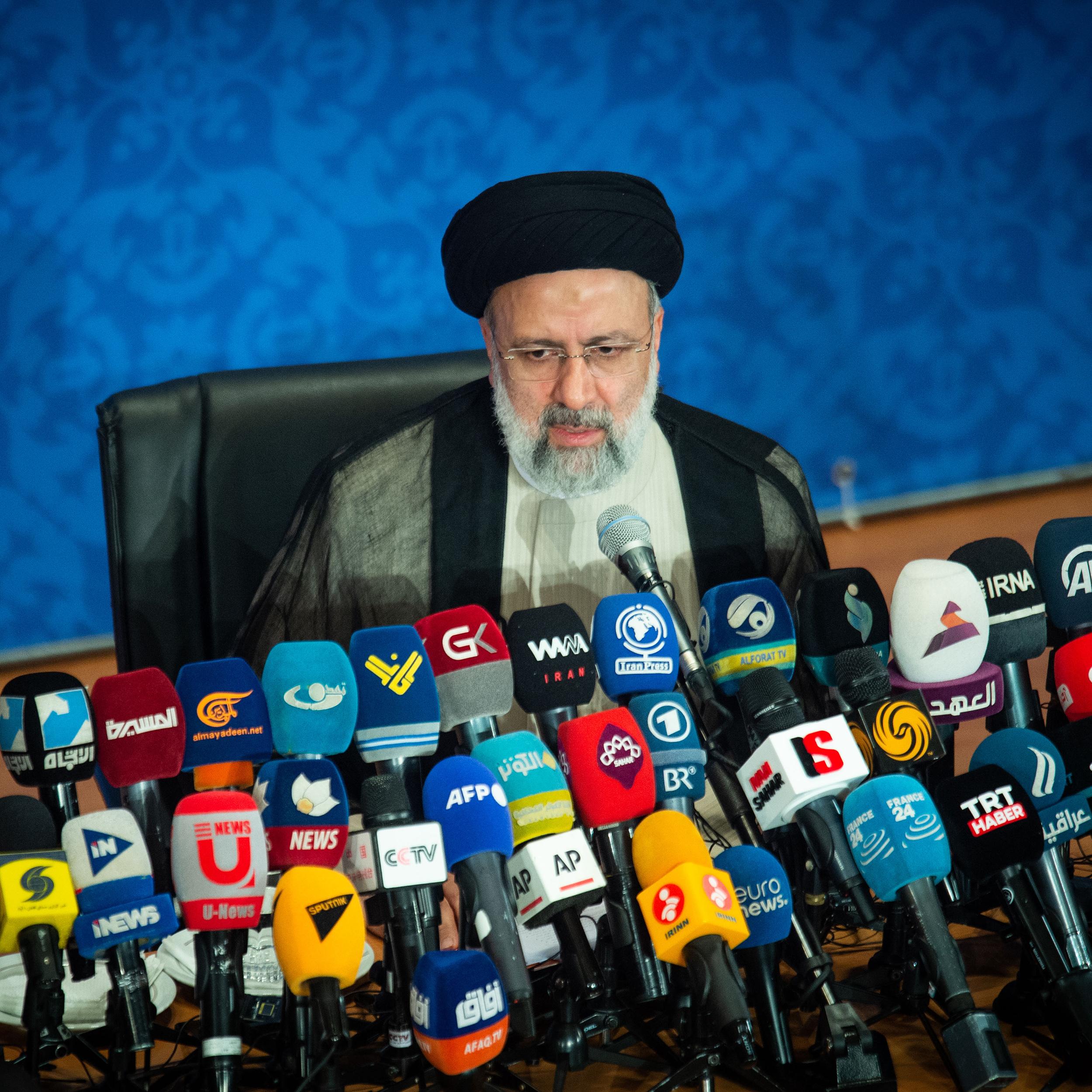 As Iran's hard-line new president takes office, Biden faces tough choices