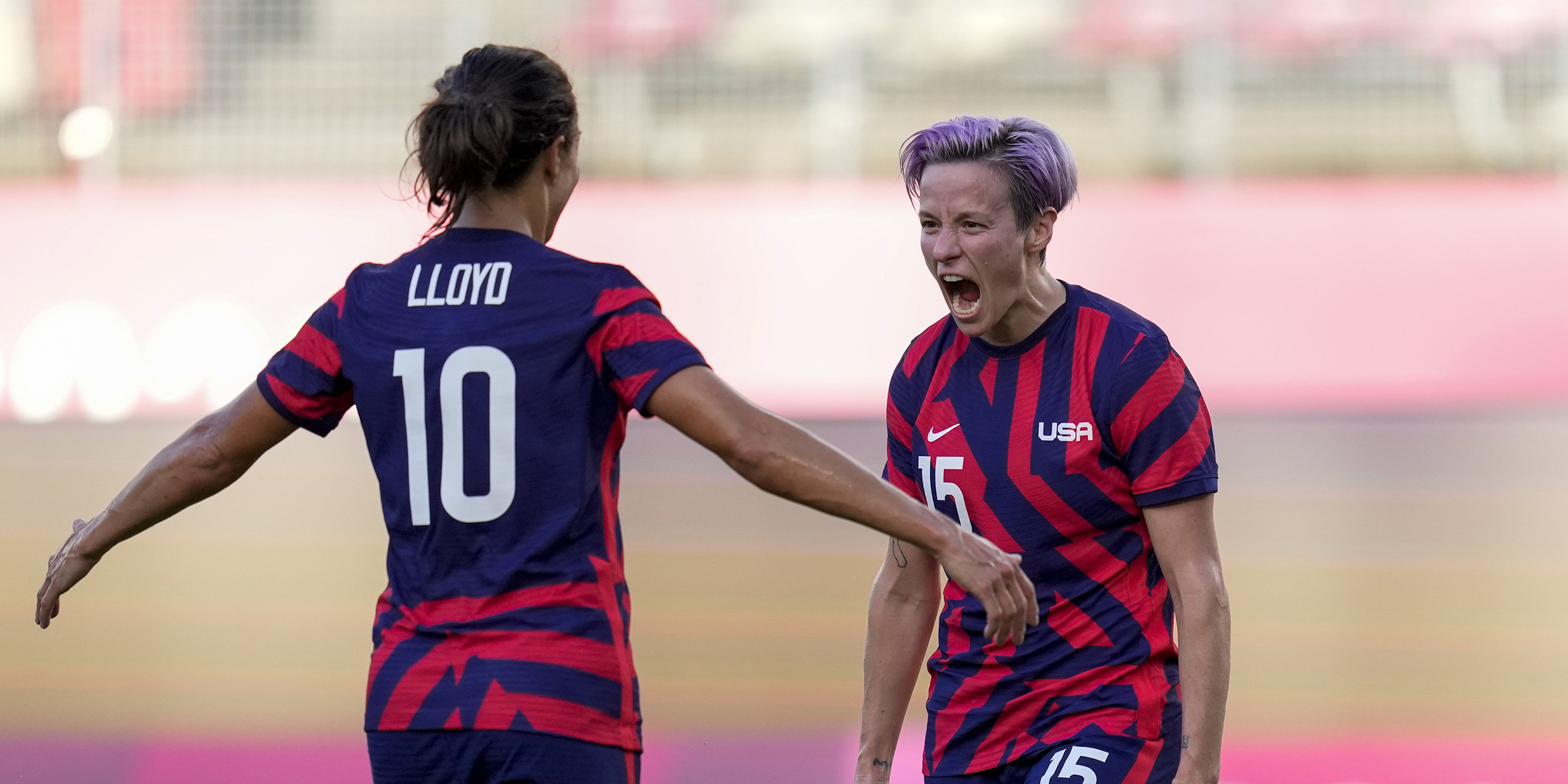 U.S. beats Australia 4-3, wins Olympic bronze in likely end for golden era of women's soccer