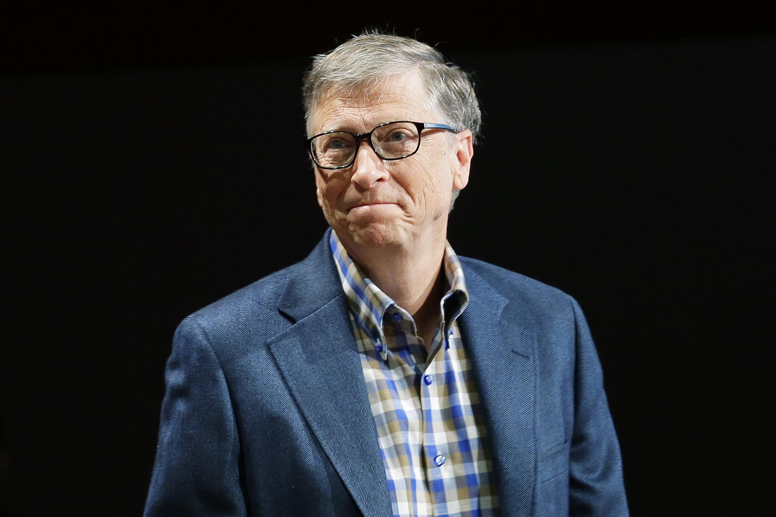 Gates calls divorce 'a sad milestone,' Epstein friendship a 'huge mistake'
