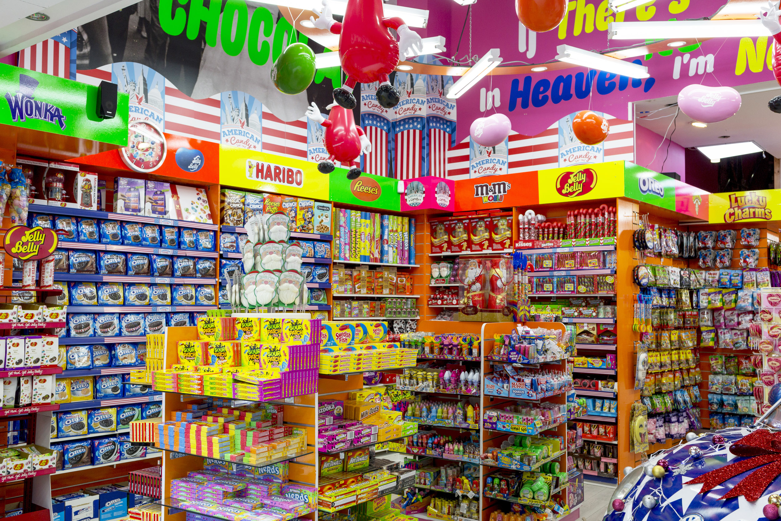 American candy is taking London by storm