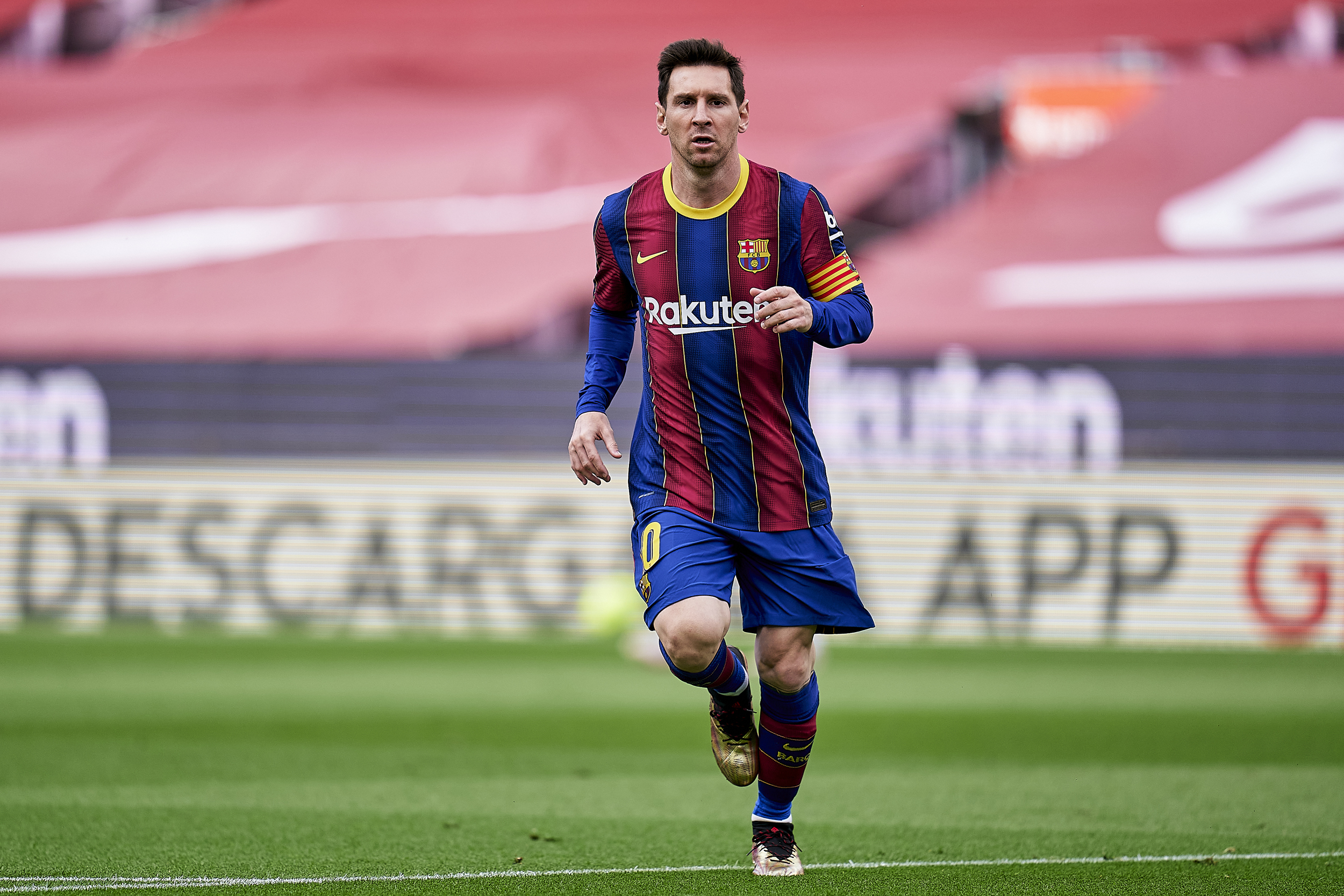 Soccer superstar Lionel Messi leaving FC Barcelona, the only club he's ever known
