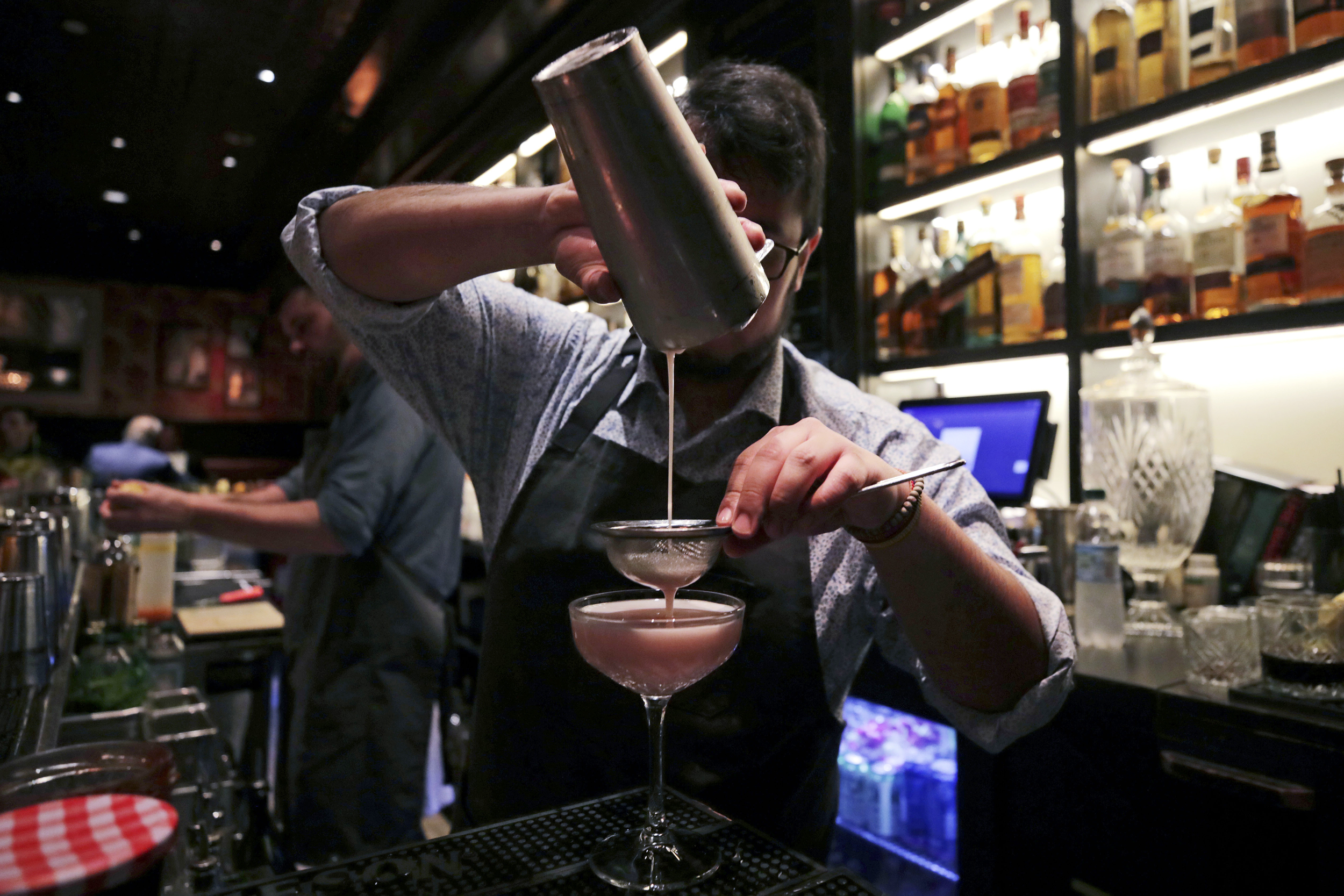 The pandemic has renewed calls to overturn Massachusetts decades-long ban on happy hour
