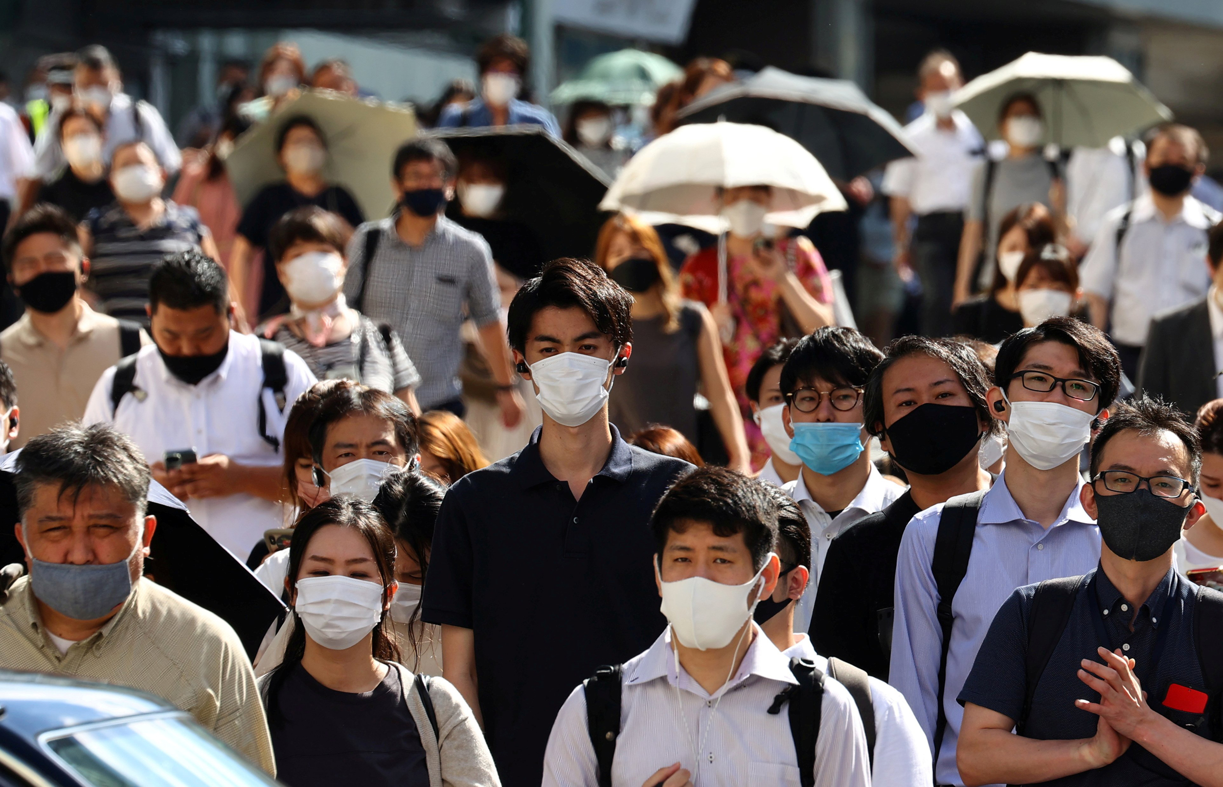 Tokyo logs record 5,042 Covid cases as infections surge amid Games