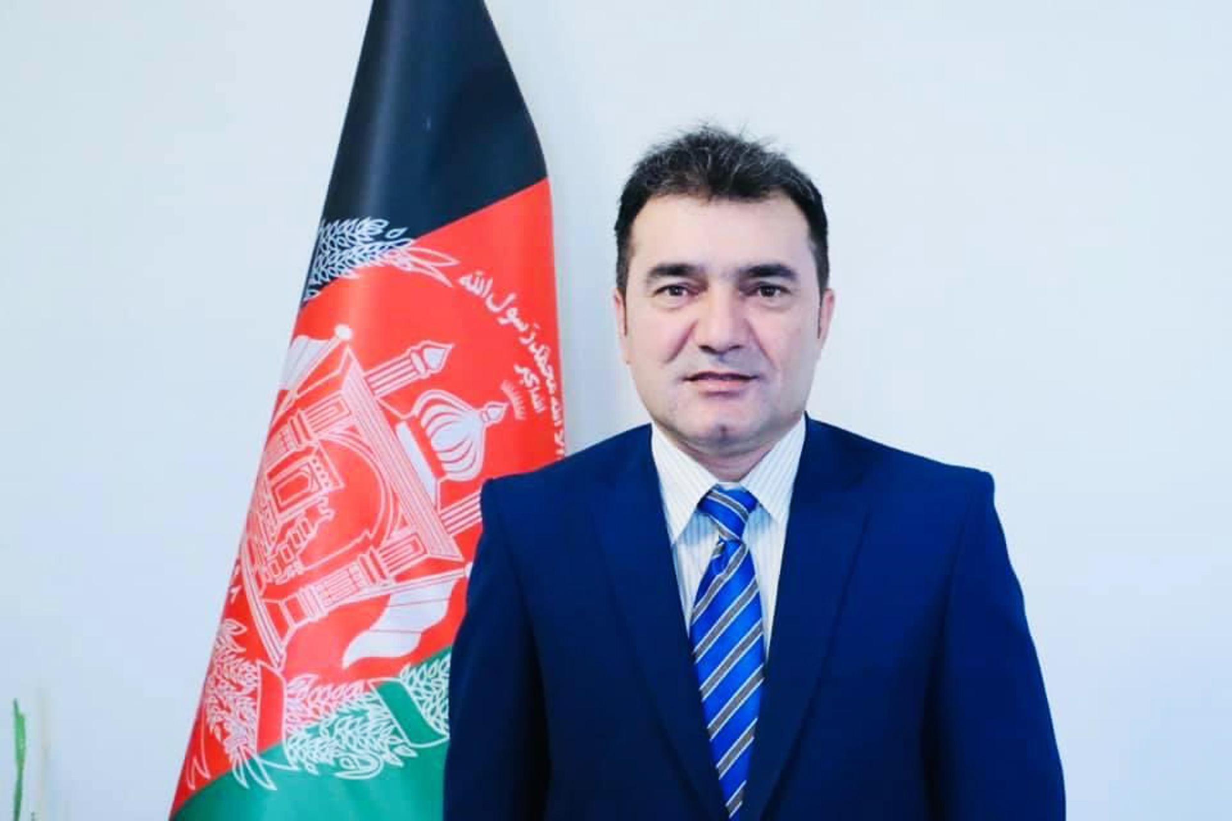 Taliban kills Afghan government's top media officer