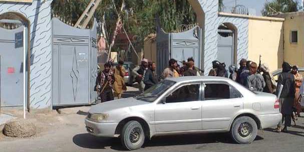 Taliban overrun first Afghan provincial capital since U.S. began withdrawal