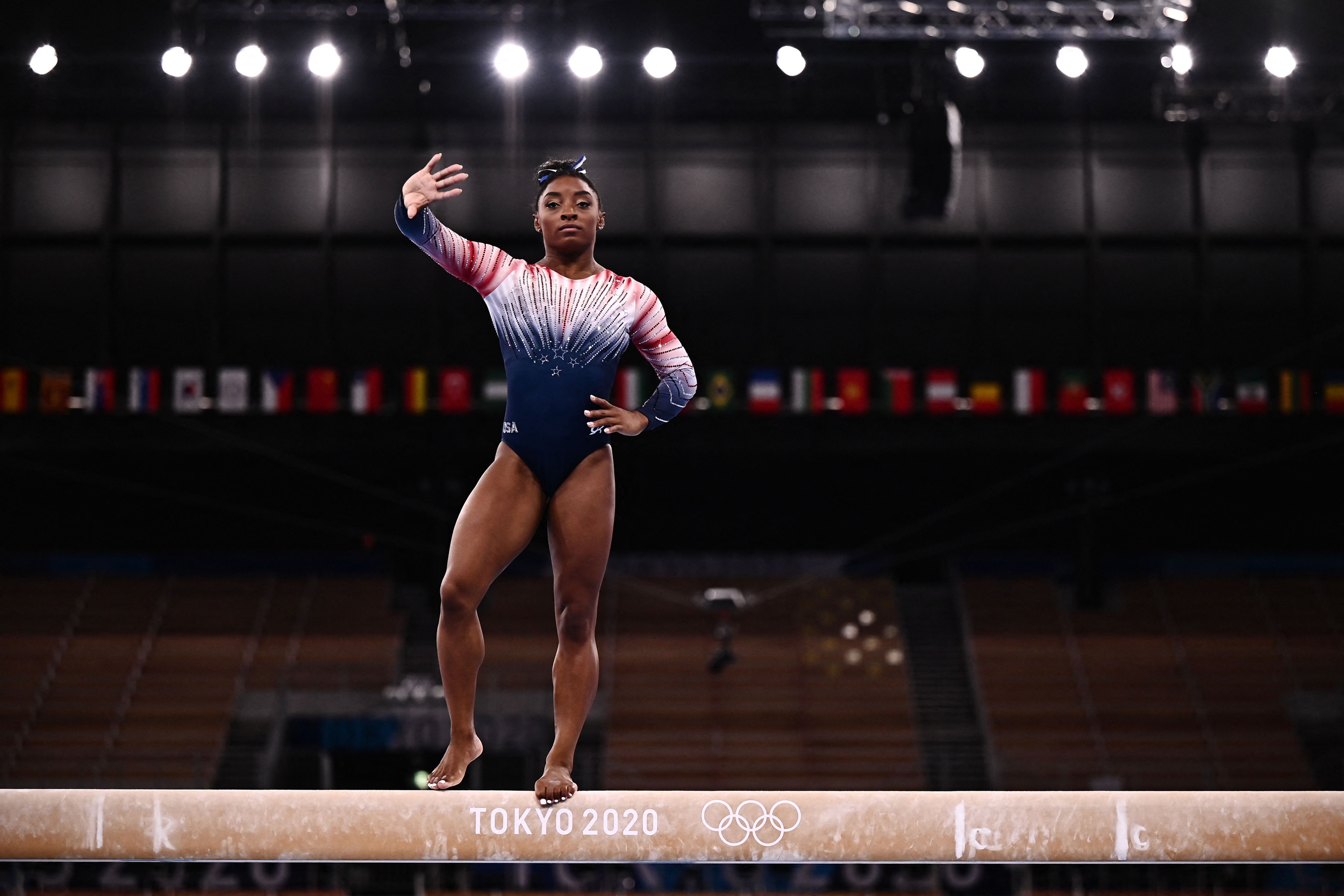 Simone Biles' Olympic career may be over but experts say her influence will transcend gymnastics
