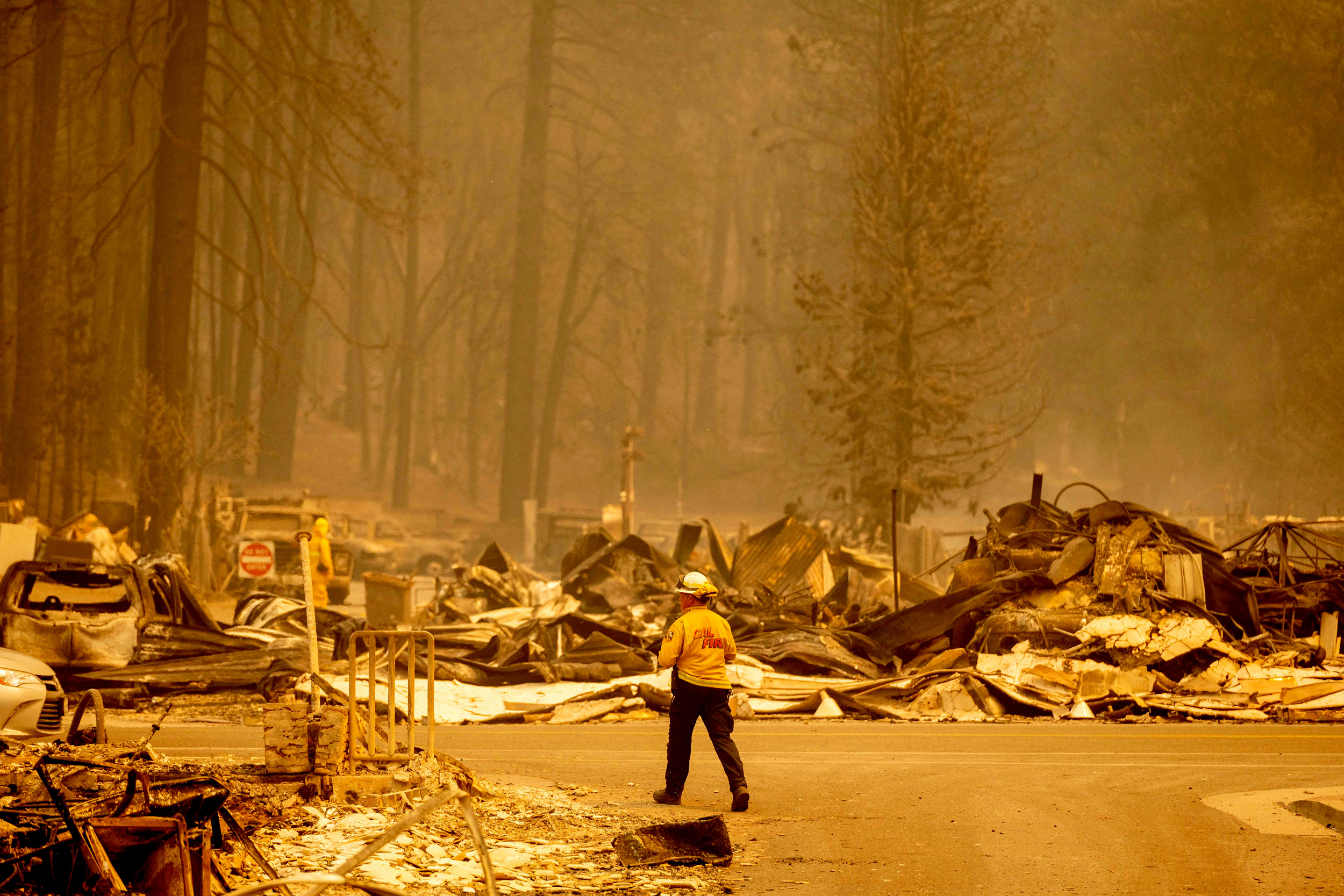Dixie Fire explodes to largest blaze in U.S., third largest in California
